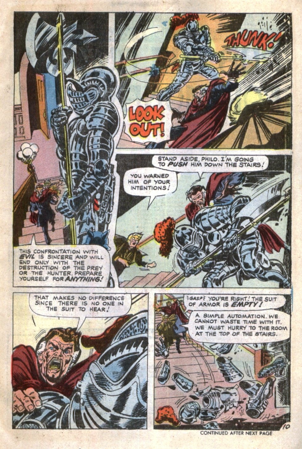 Read online Scary Tales comic -  Issue #29 - 13