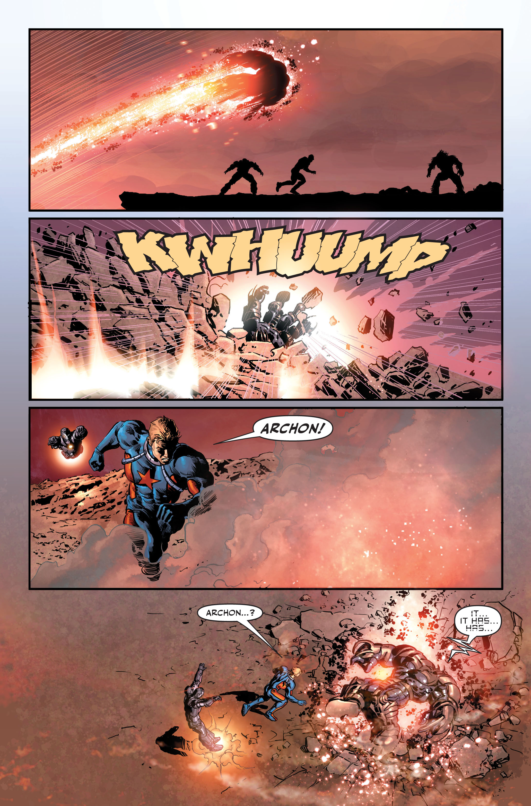 Read online Secret Avengers (2010) comic -  Issue #3 - 23