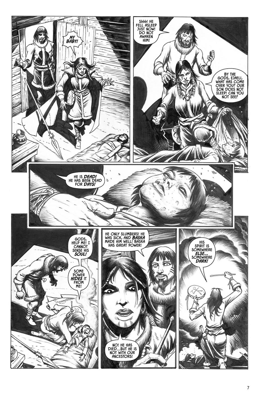 Creepy (2009) Issue #5 #5 - English 9