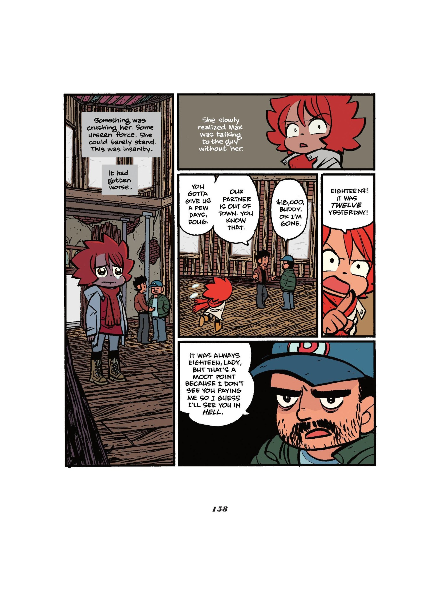Read online Seconds comic -  Issue # Full - 159