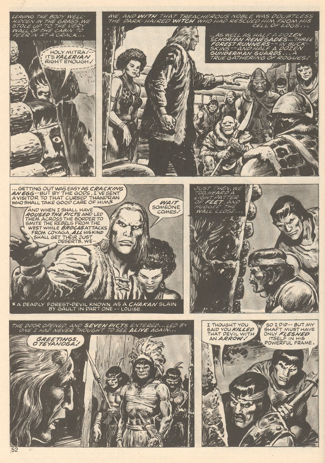 The Savage Sword Of Conan Issue #76 #77 - English 52
