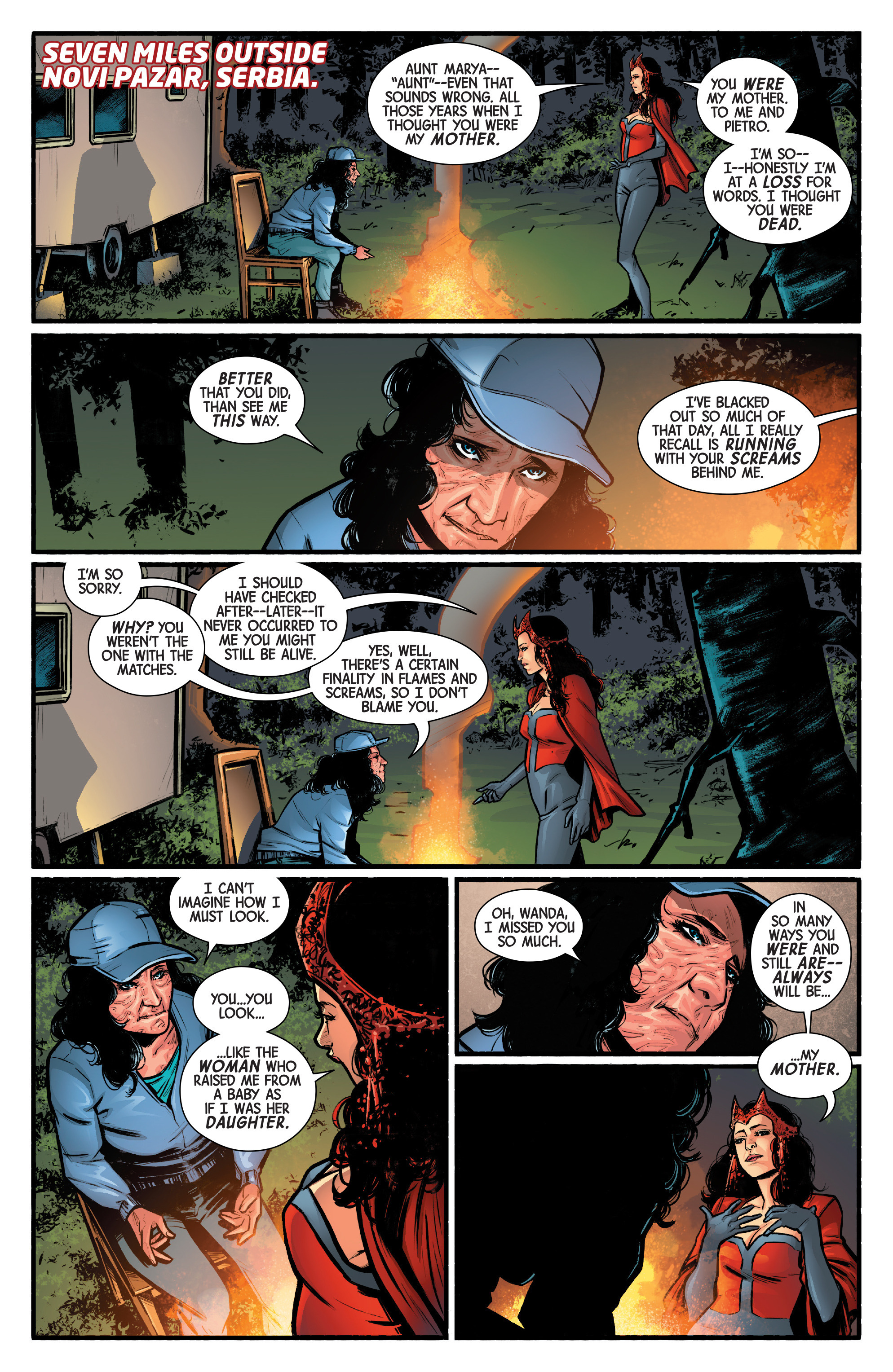Read online Scarlet Witch (2016) comic -  Issue #12 - 4