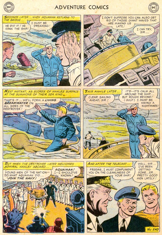 Read online Adventure Comics (1938) comic -  Issue #232 - 22
