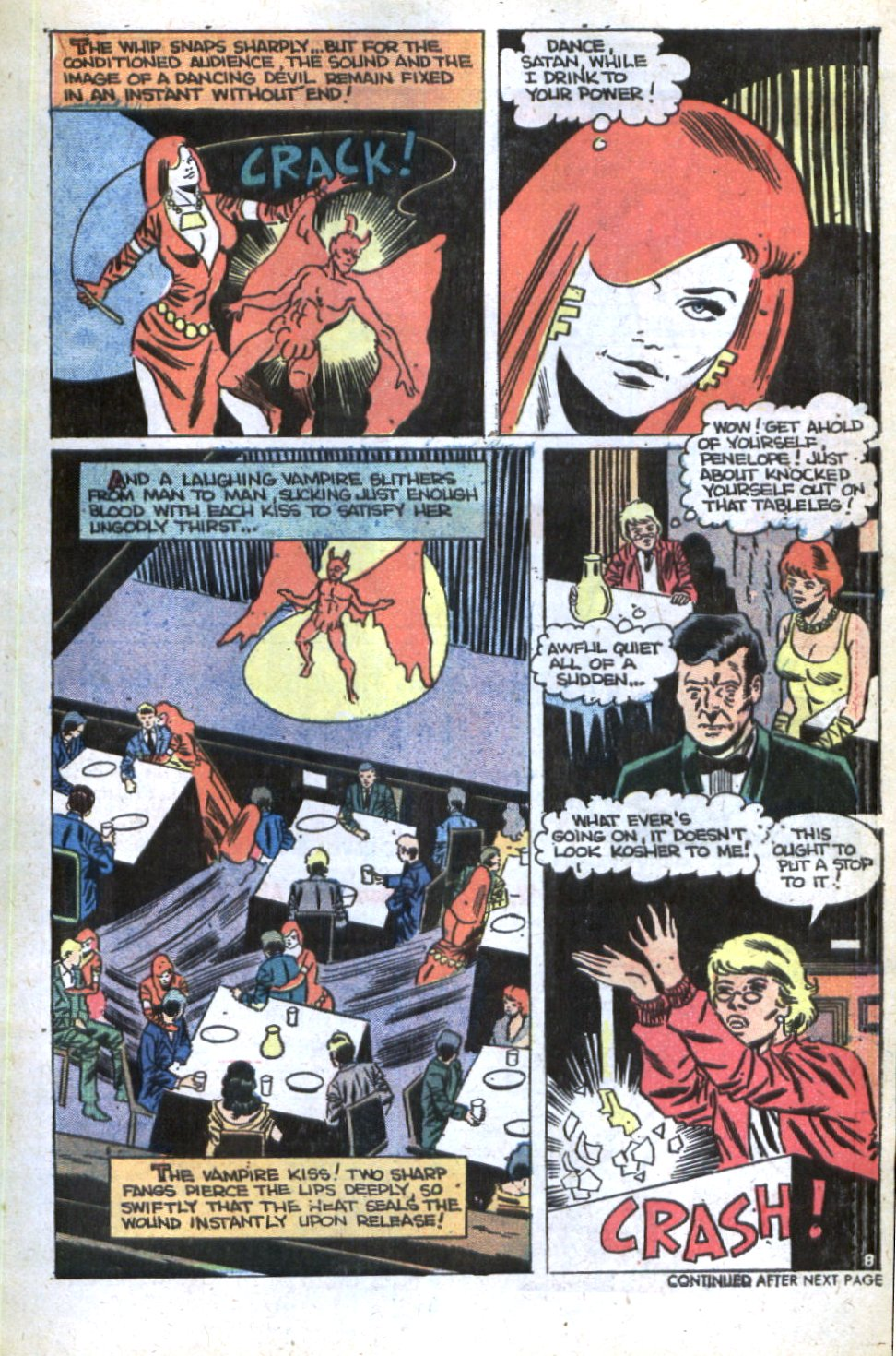 Read online Scary Tales comic -  Issue #11 - 29