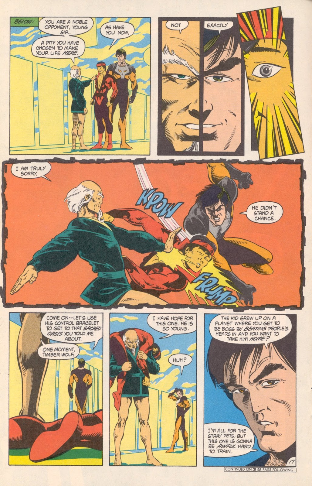 Tales of the Legion Issue #338 #25 - English 18
