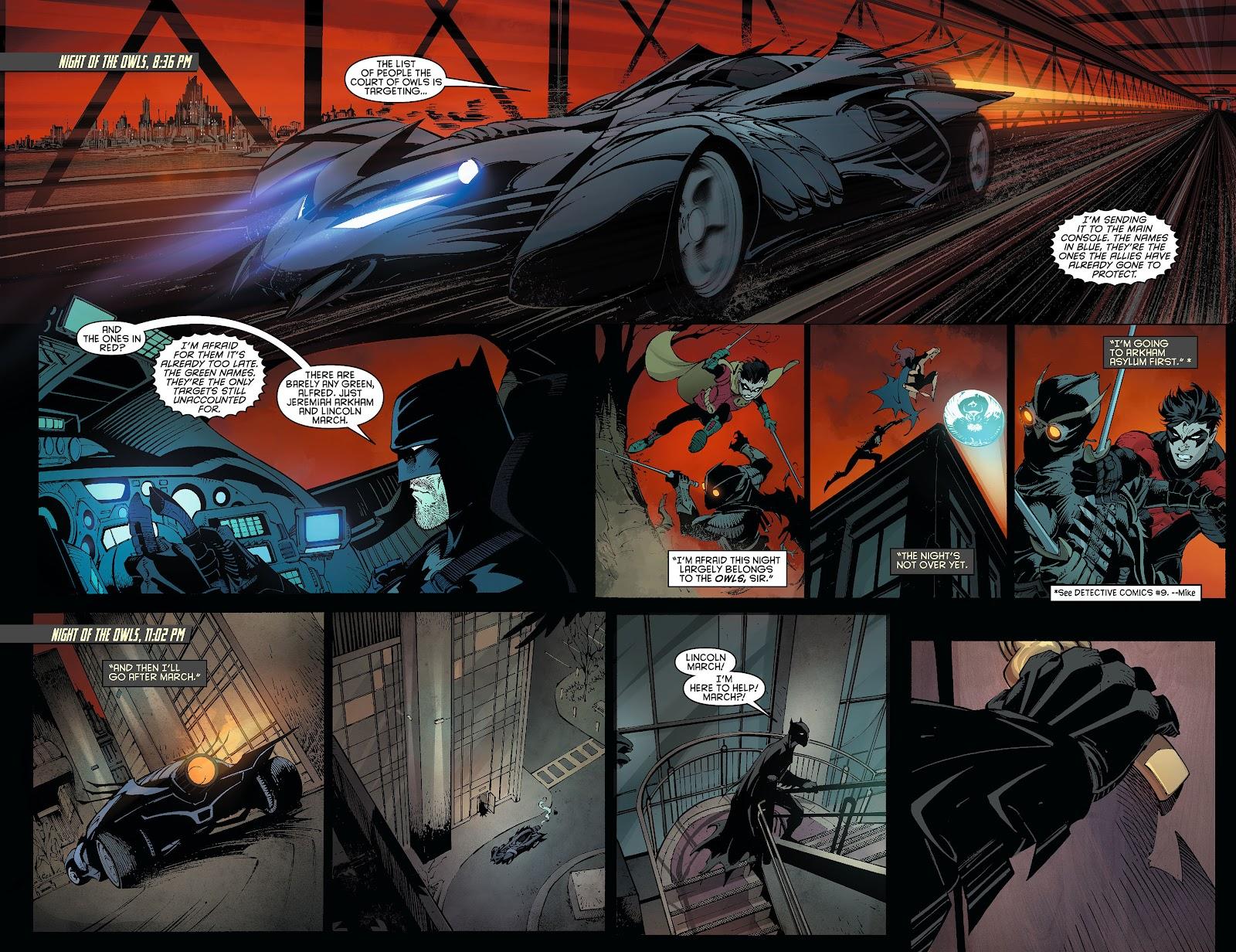 Batman (2011) Issue #9 #24 - English 18