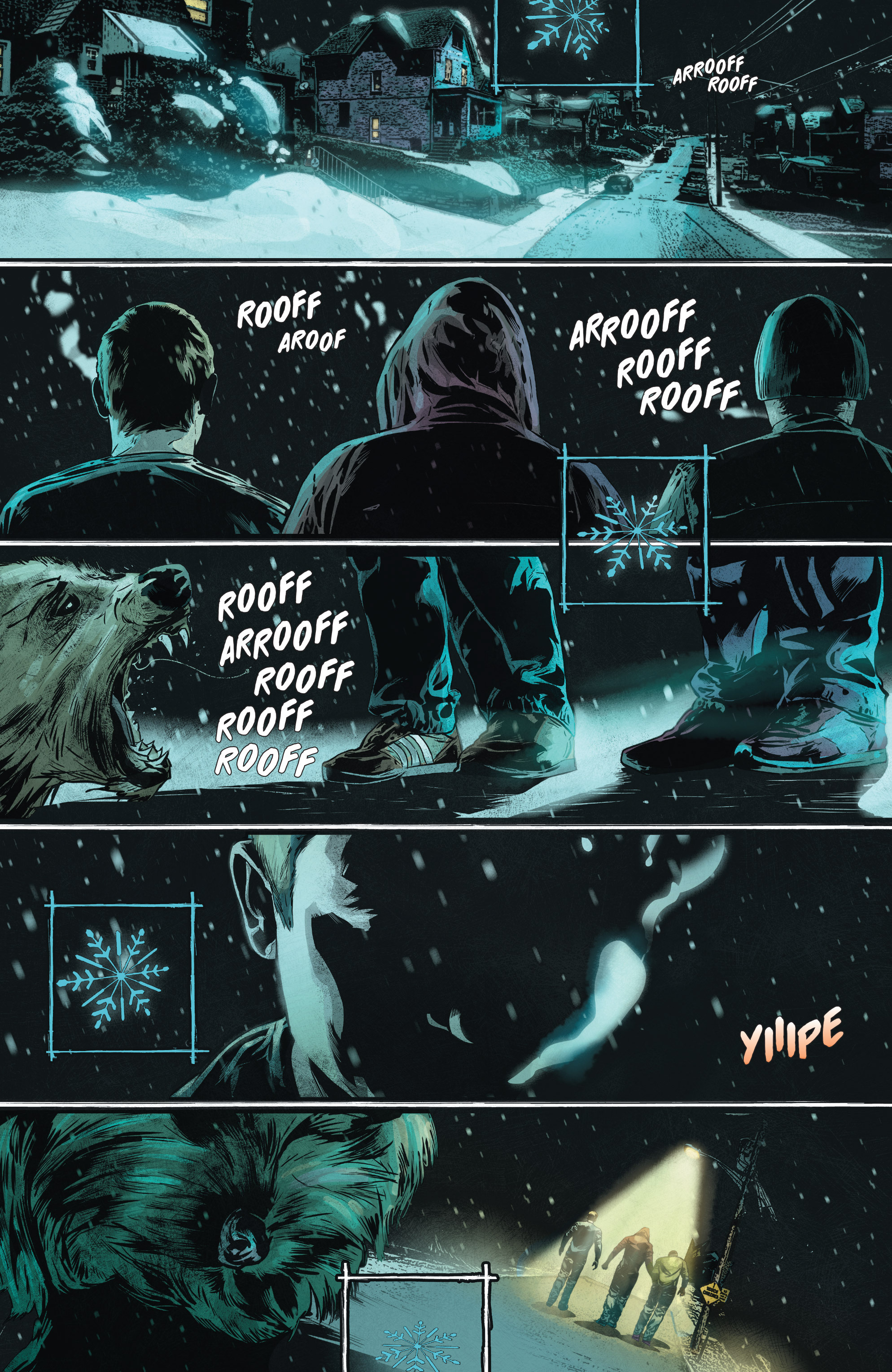 Read online Second Sight comic -  Issue #3 - 25