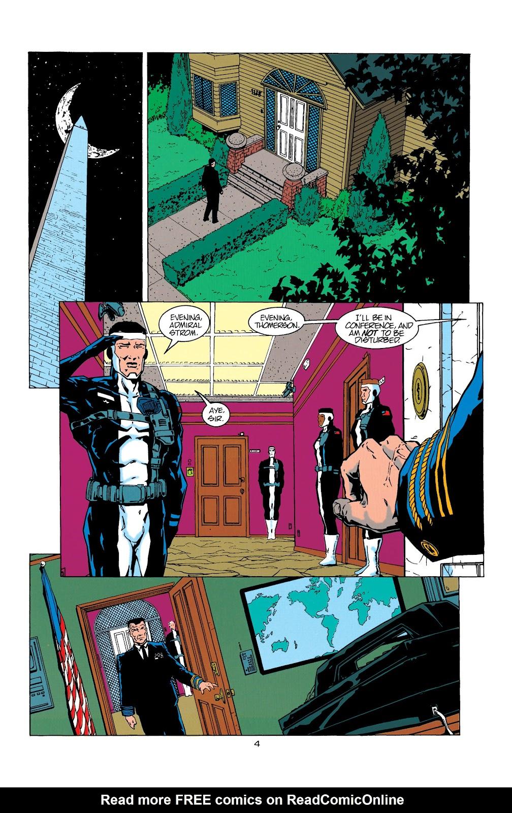 Aquaman (1994) Issue #17 #23 - English 5