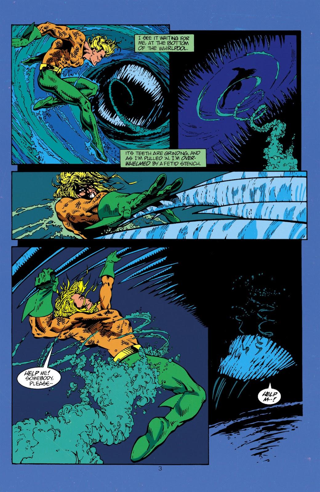 Aquaman (1994) Issue #1 #7 - English 4