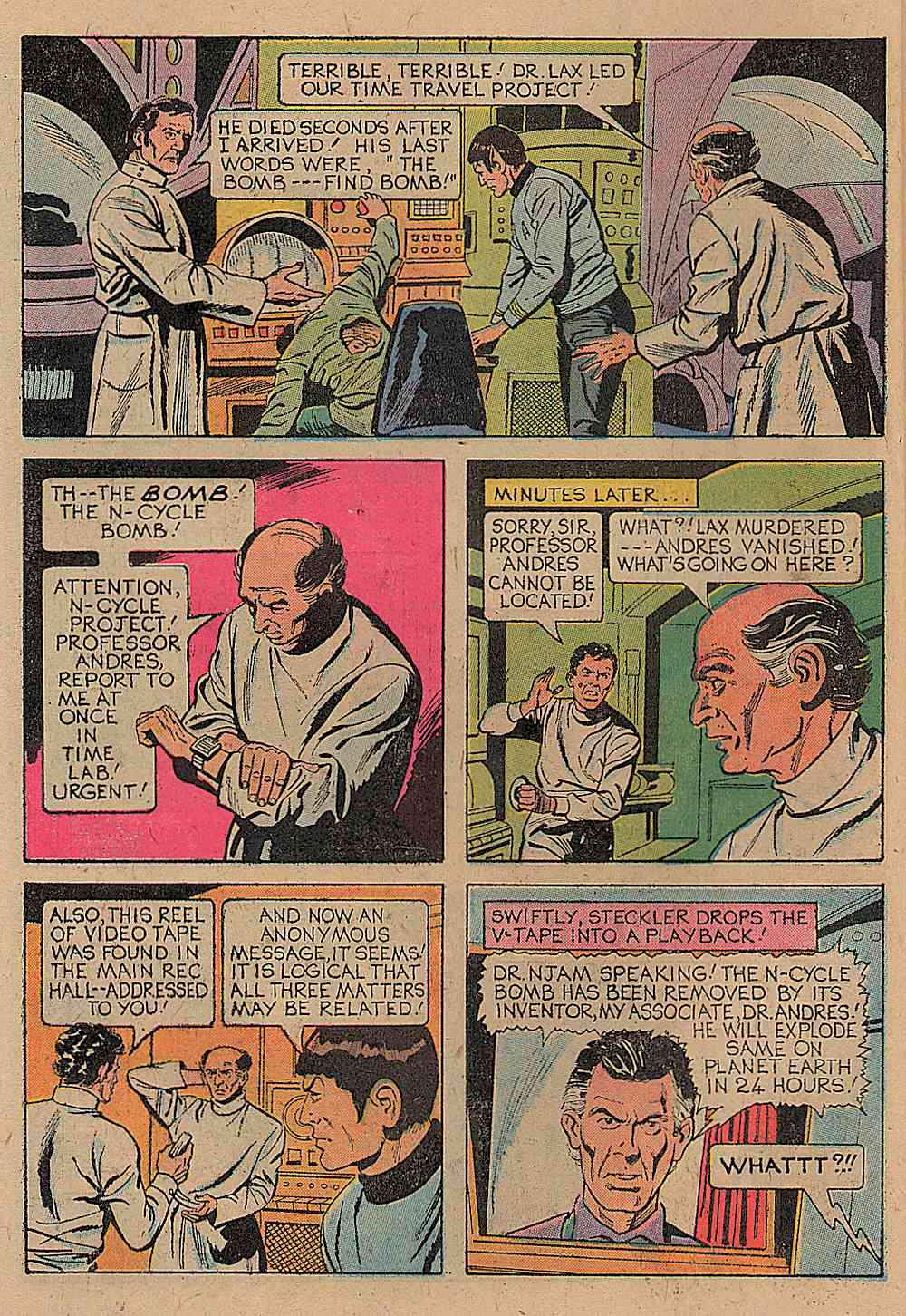 Star Trek (1967) Issue #36 #36 - English 5