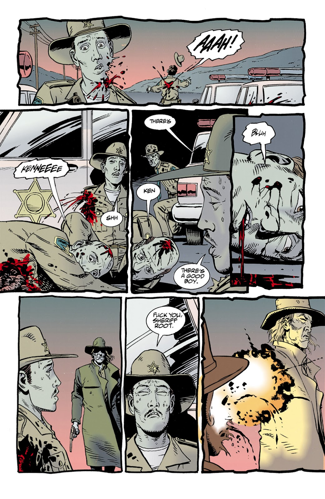 Preacher Issue #2 #11 - English 6