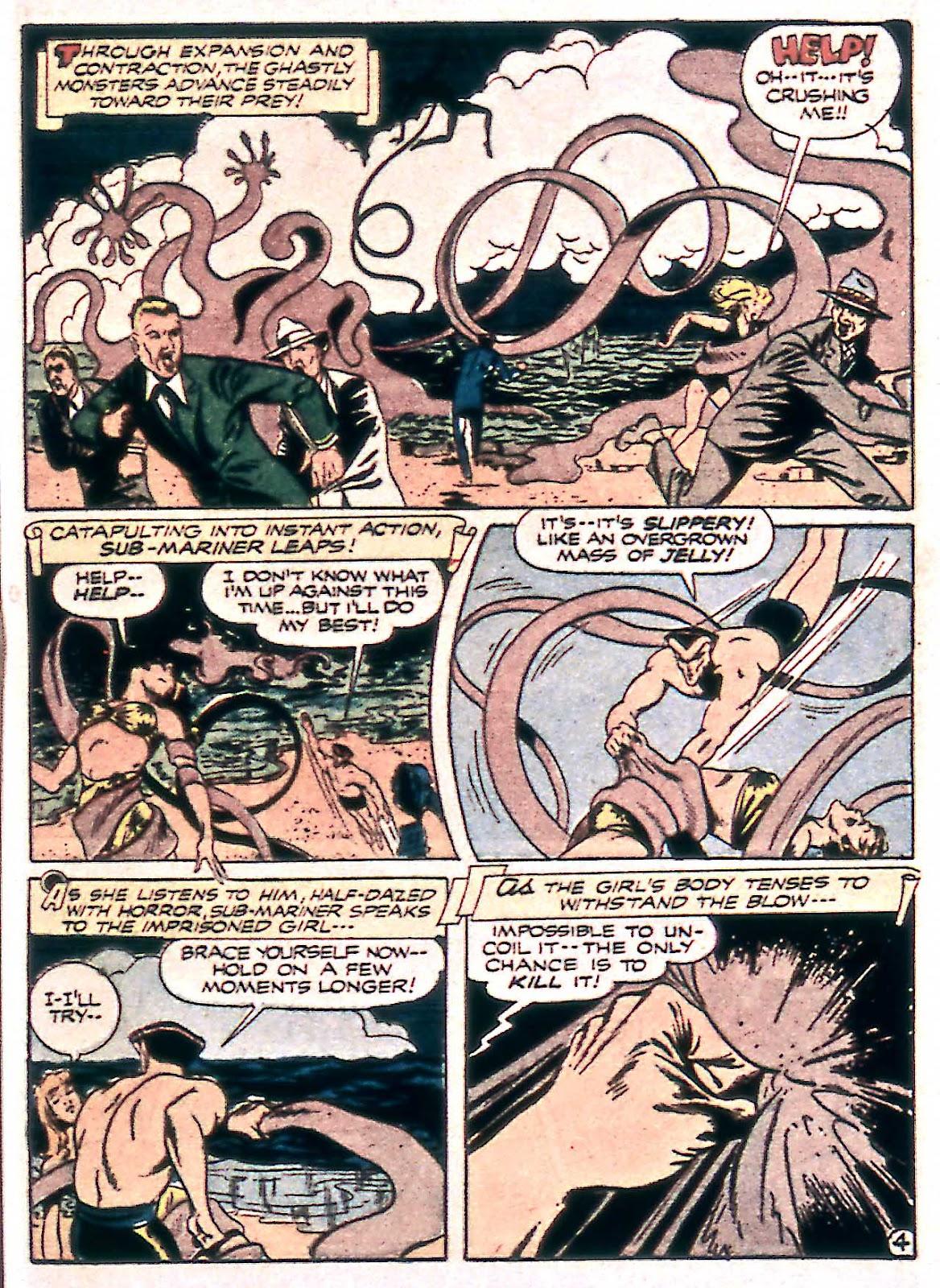 Sub-Mariner Comics Issue #14 #14 - English 33