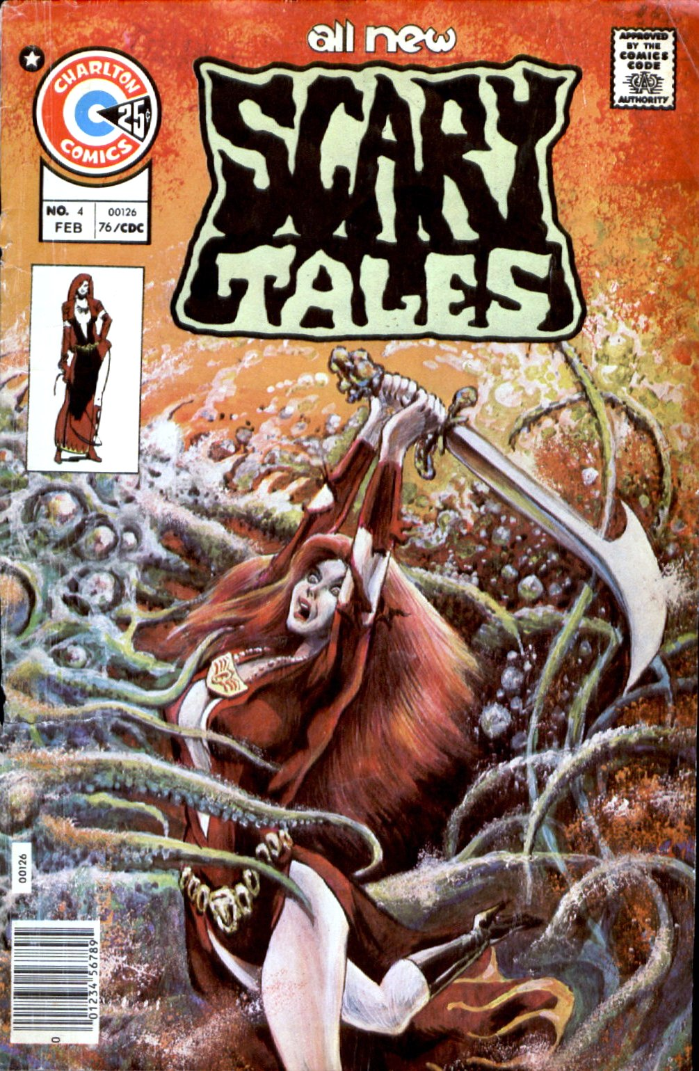 Read online Scary Tales comic -  Issue #4 - 1