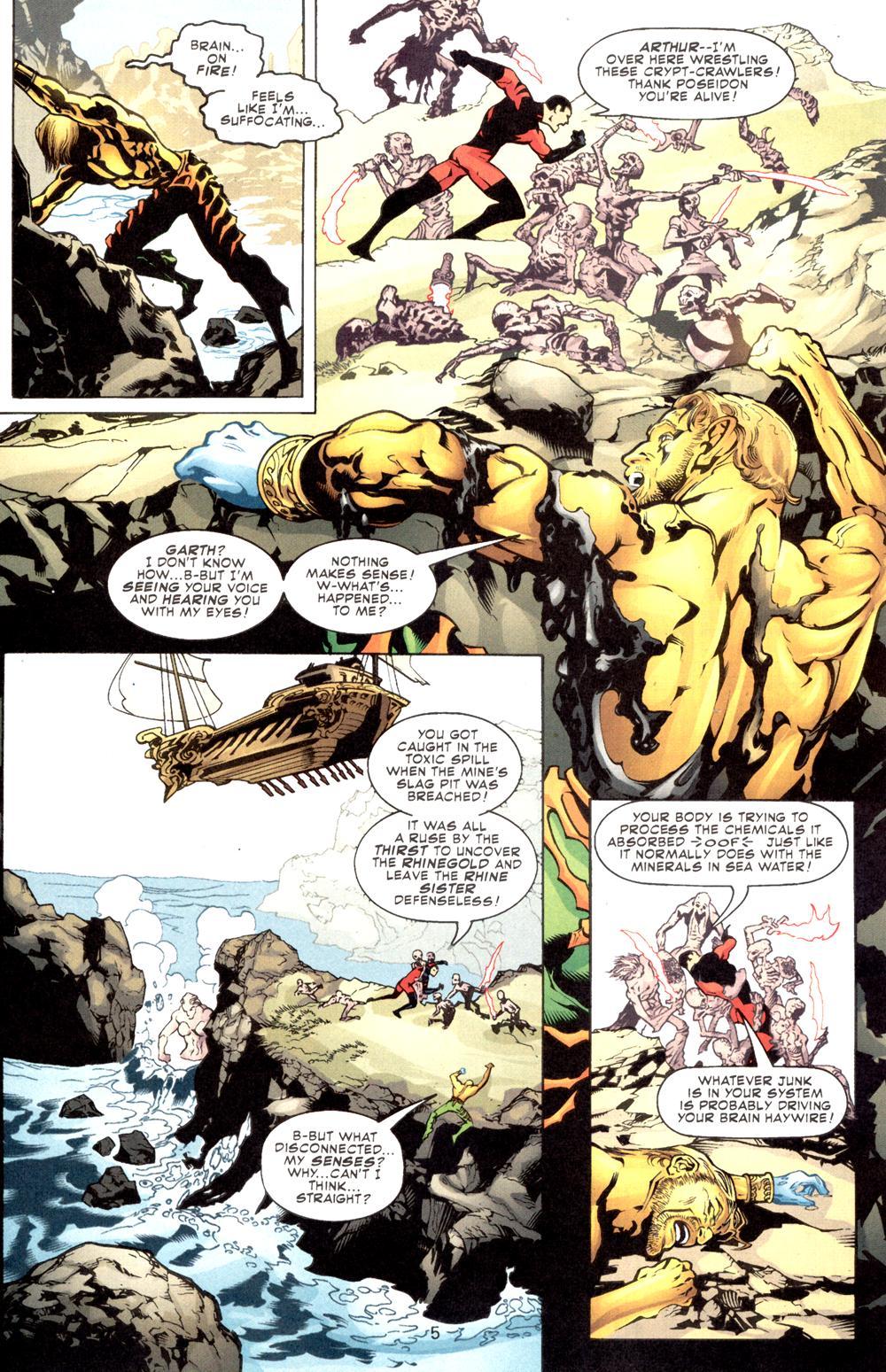 Aquaman (2003) Issue #8 #8 - English 6