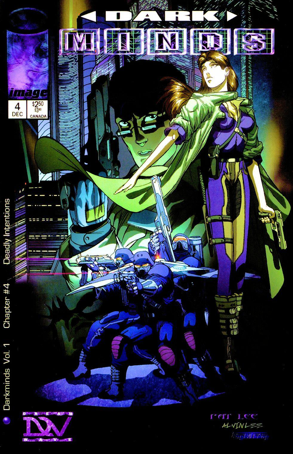 Darkminds (1998) 4 Page 1
