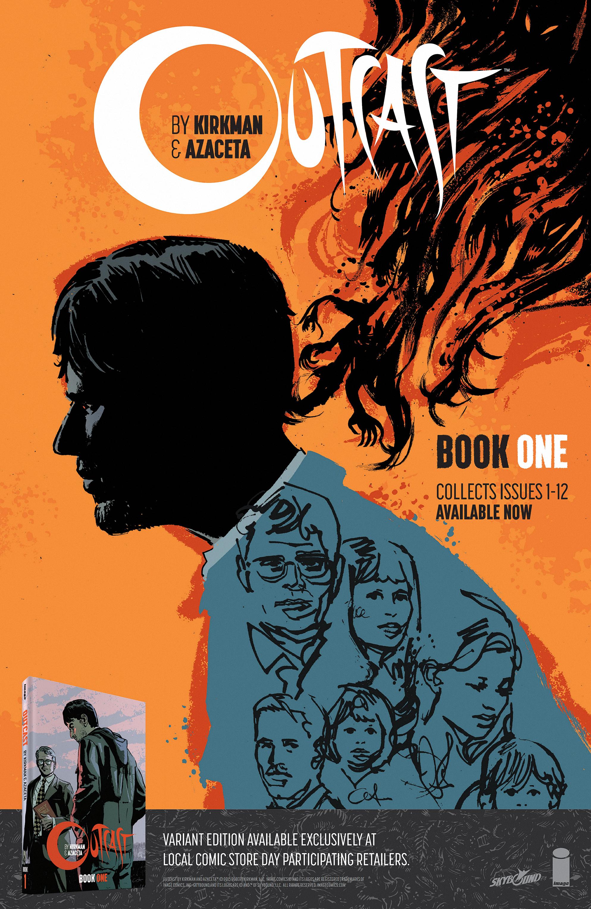 Read online Demonic comic -  Issue #5 - 25