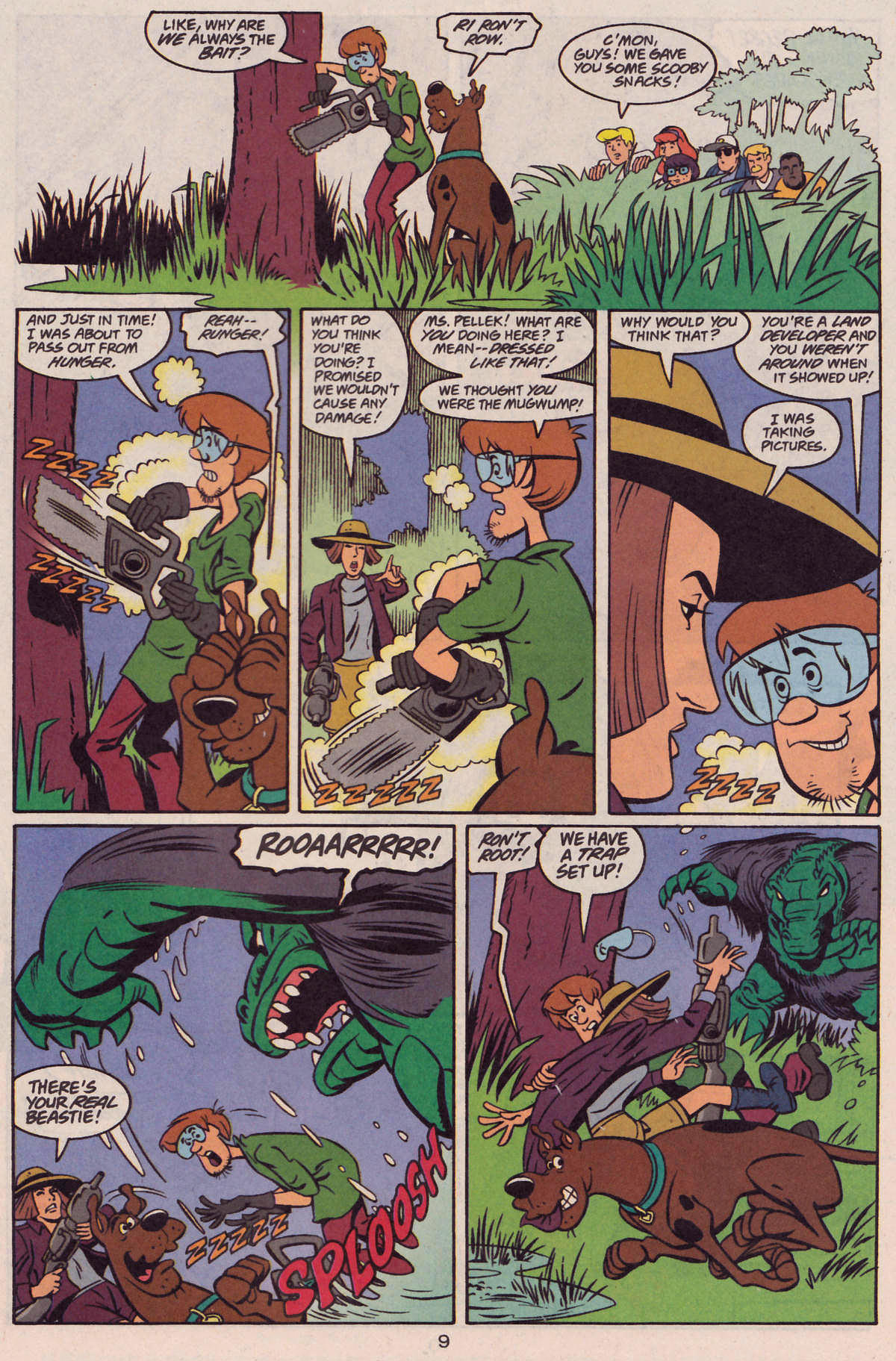 Read online Scooby-Doo (1997) comic -  Issue #28 - 10