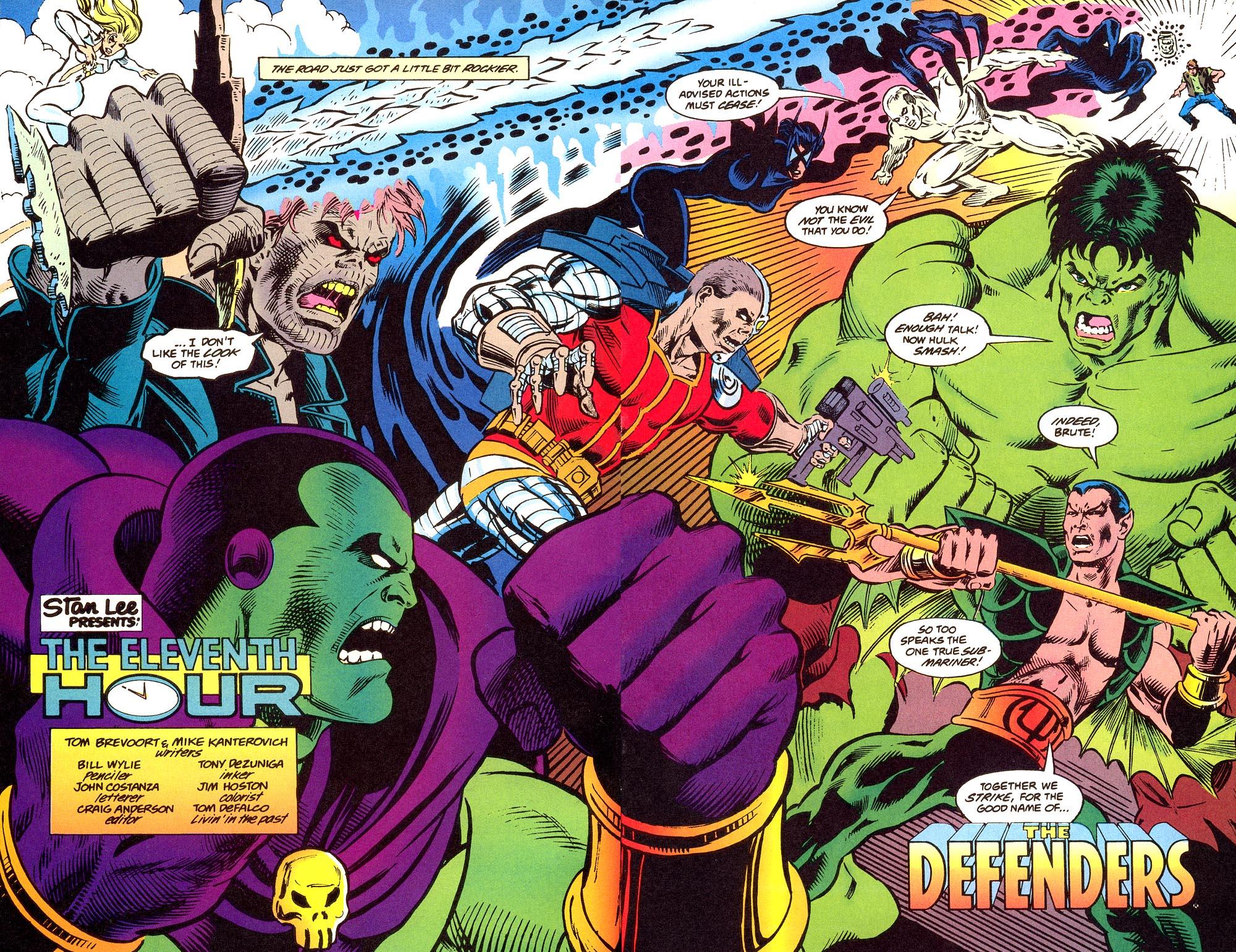 Read online Secret Defenders comic -  Issue #24 - 3
