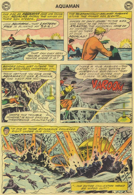 Aquaman (1962) Issue #3 #3 - English 4
