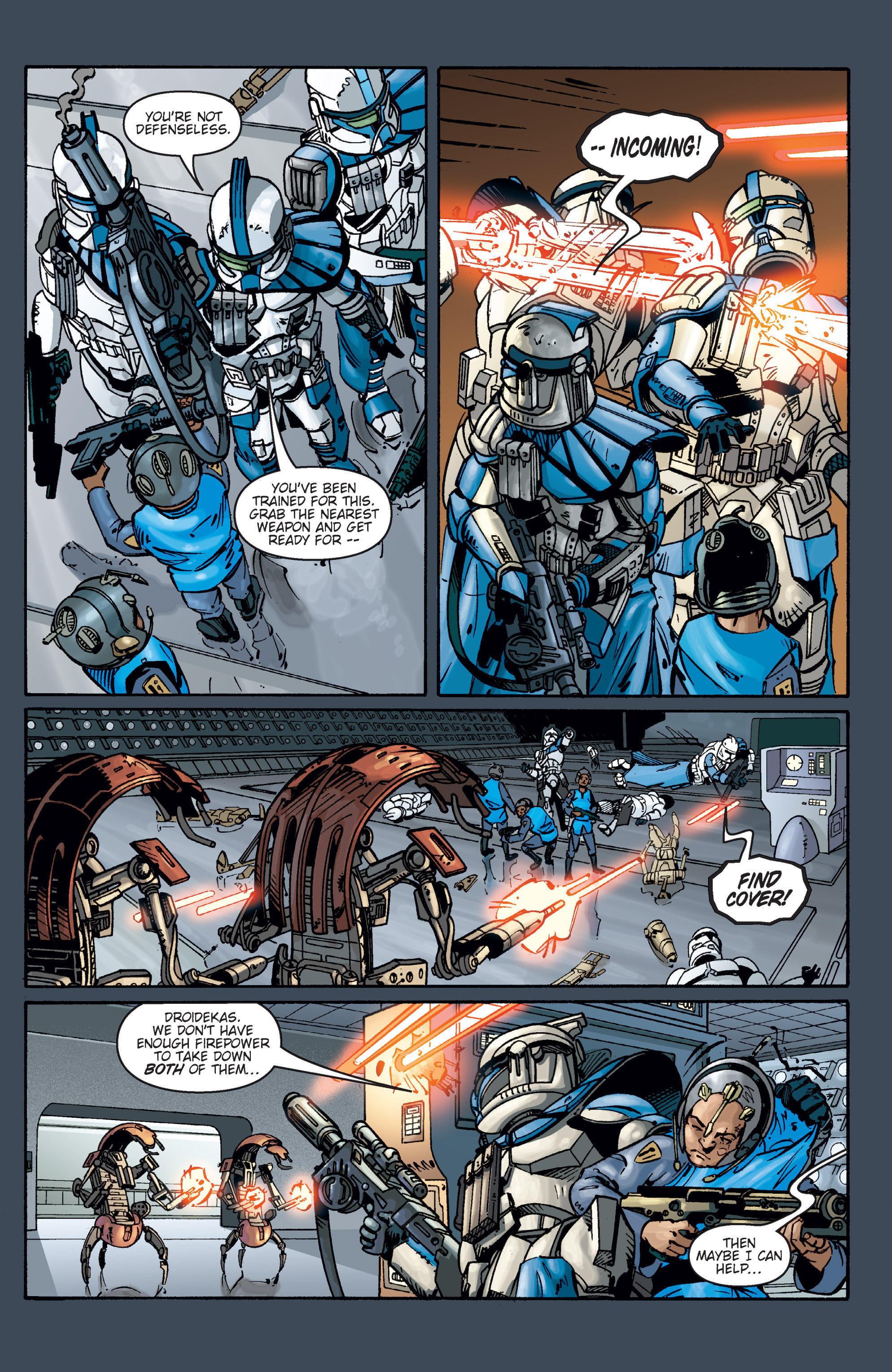 Star Wars Legends Epic Collection: The Clone Wars chap 1 pic 67