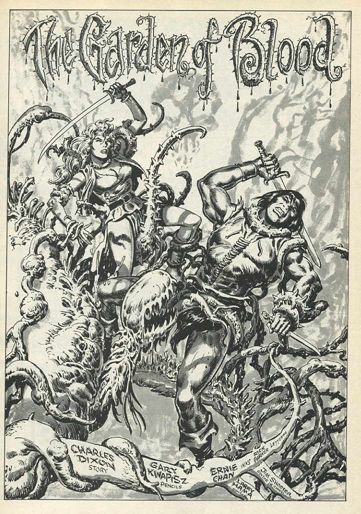The Savage Sword Of Conan Issue #139 #140 - English 7