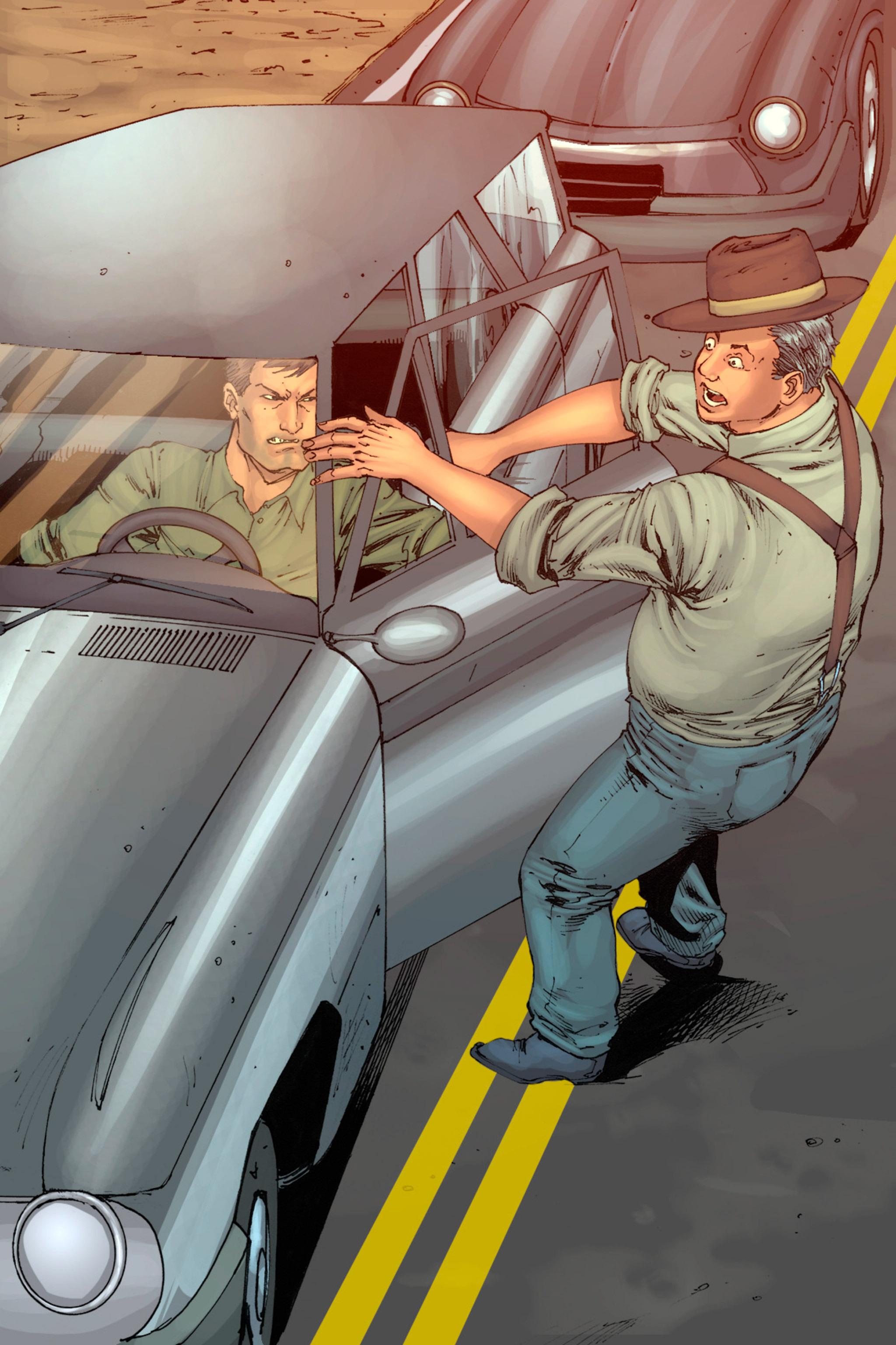 Read online Z-Men comic -  Issue #1 - 15