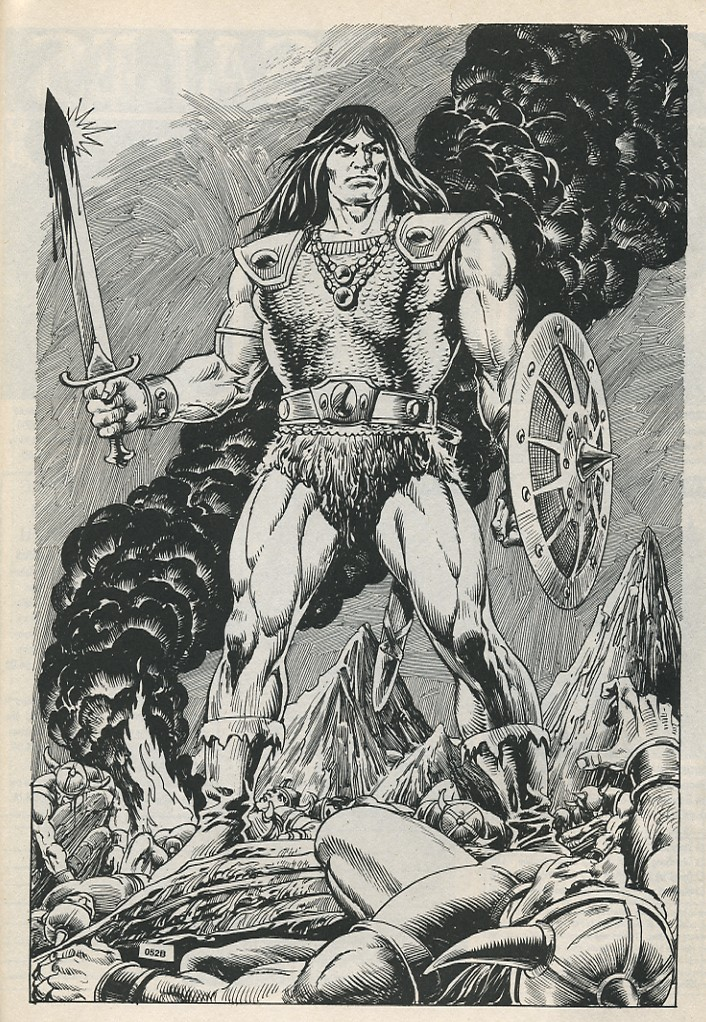 The Savage Sword Of Conan Issue #189 #190 - English 61