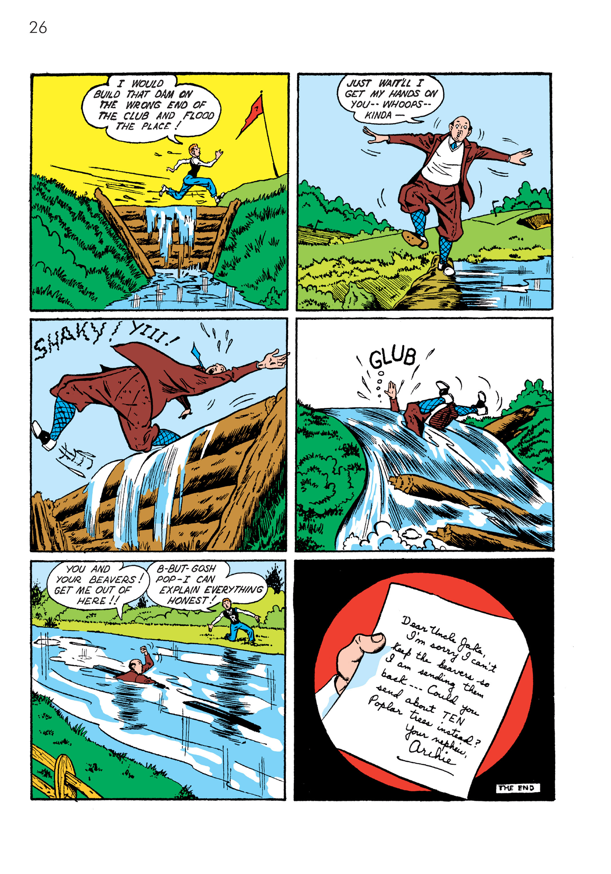 Read online The Best of Archie Comics comic -  Issue # TPB 4 (Part 1) - 27