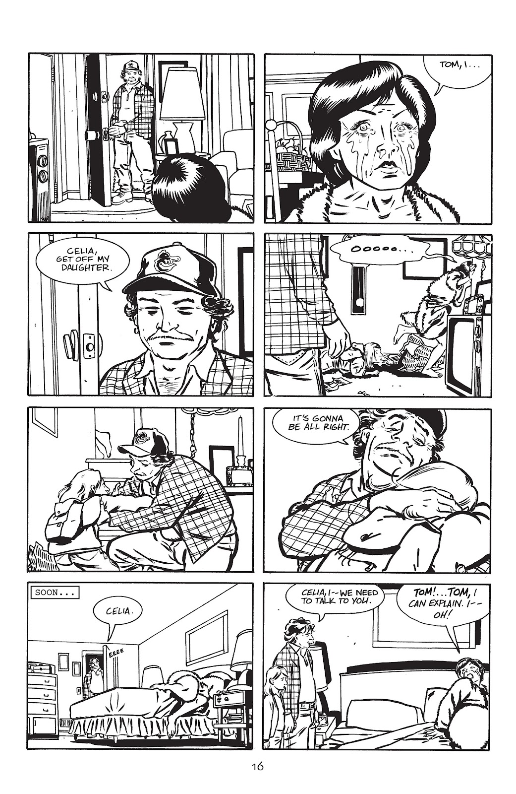 Stray Bullets Issue #7 #7 - English 18