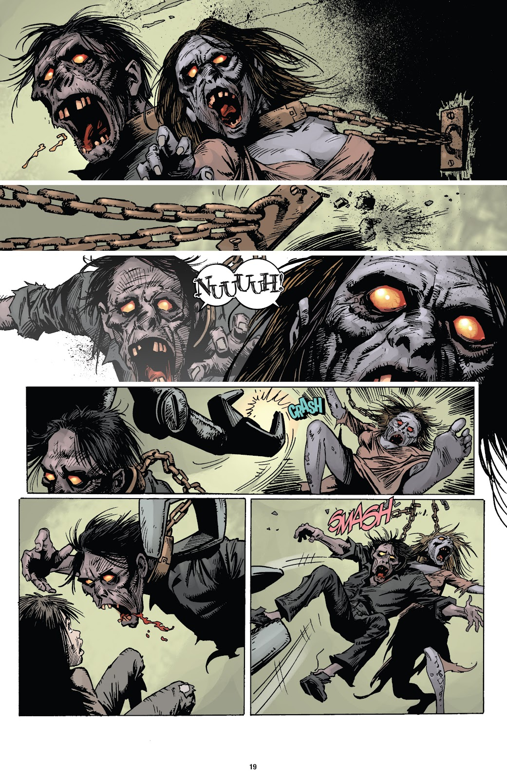 Zombies vs Robots (2015) Issue #2 Page 20