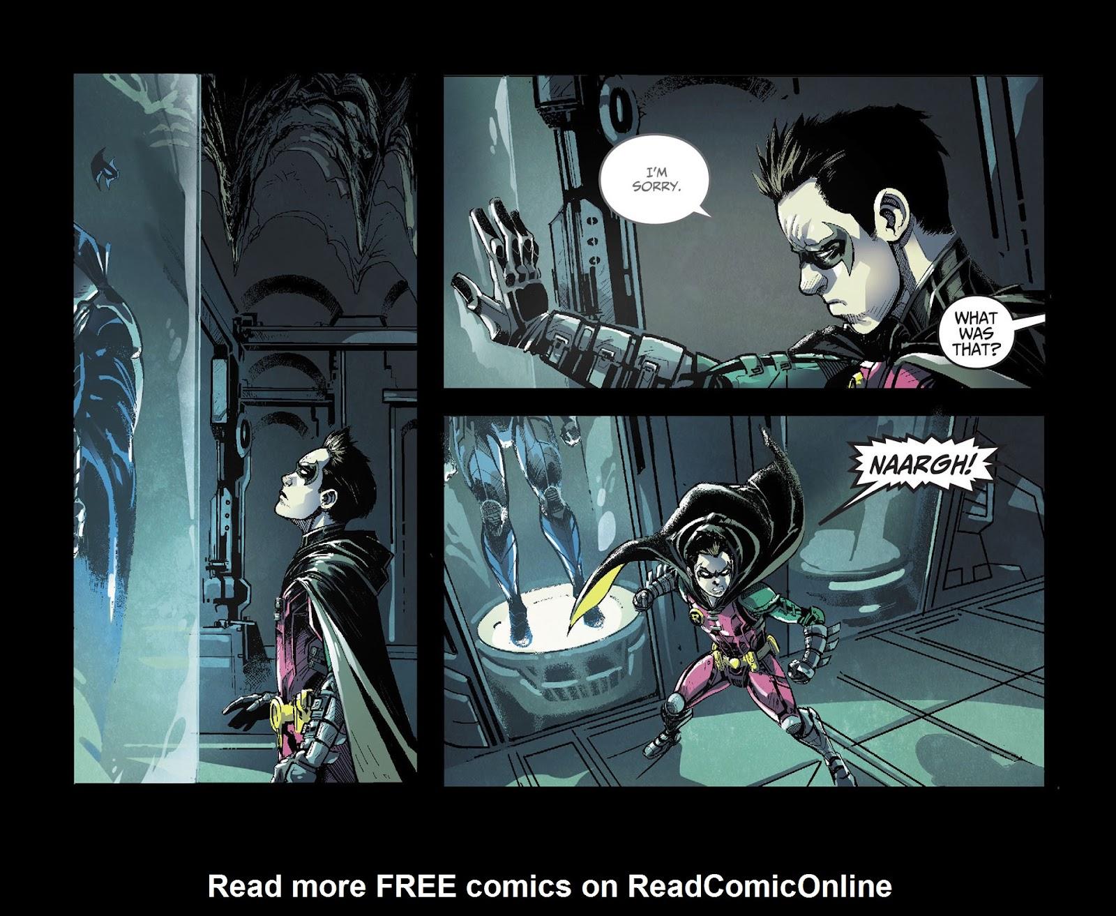 Injustice: Gods Among Us [I] Issue #27 #28 - English 7
