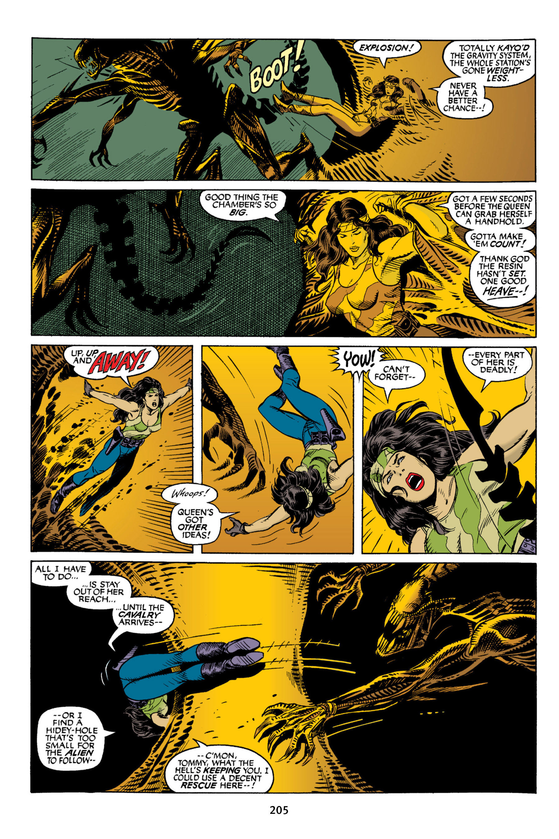 Aliens vs. Predator Omnibus _TPB_2_Part_2 Page 91