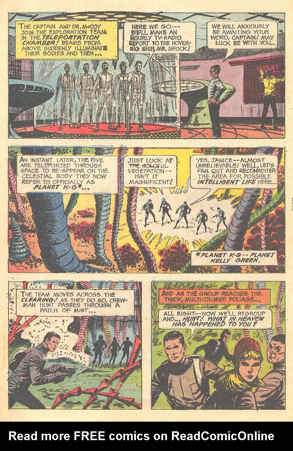 Star Trek (1967) Issue #1 #1 - English 8