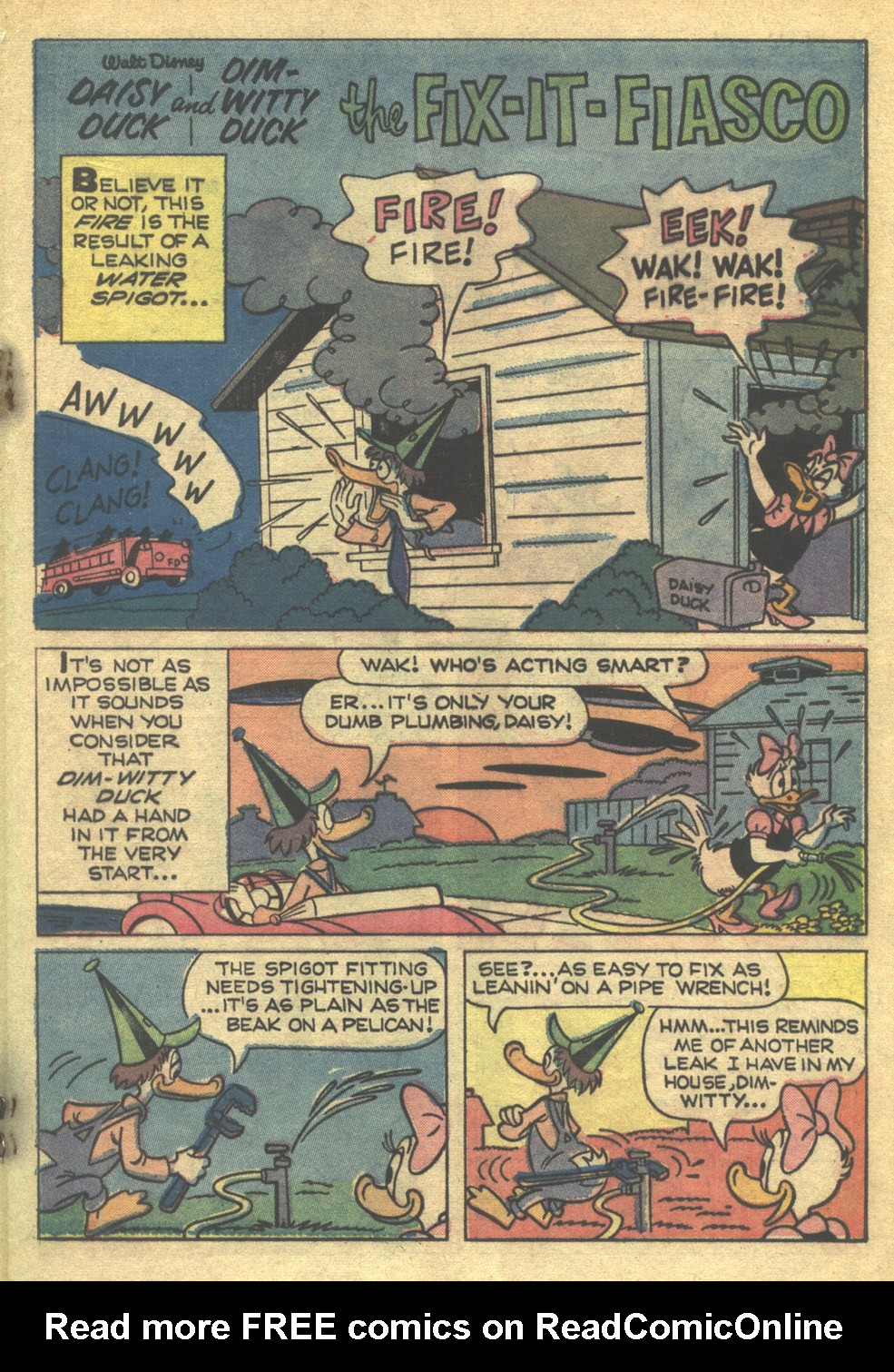 Uncle Scrooge (1953) Issue #75 #75 - English 17