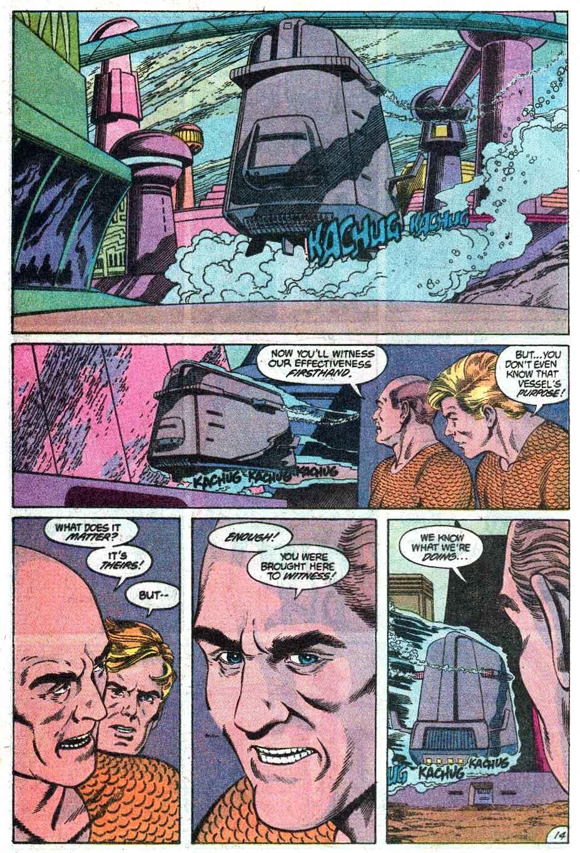 Aquaman (1989) 2 Page 14