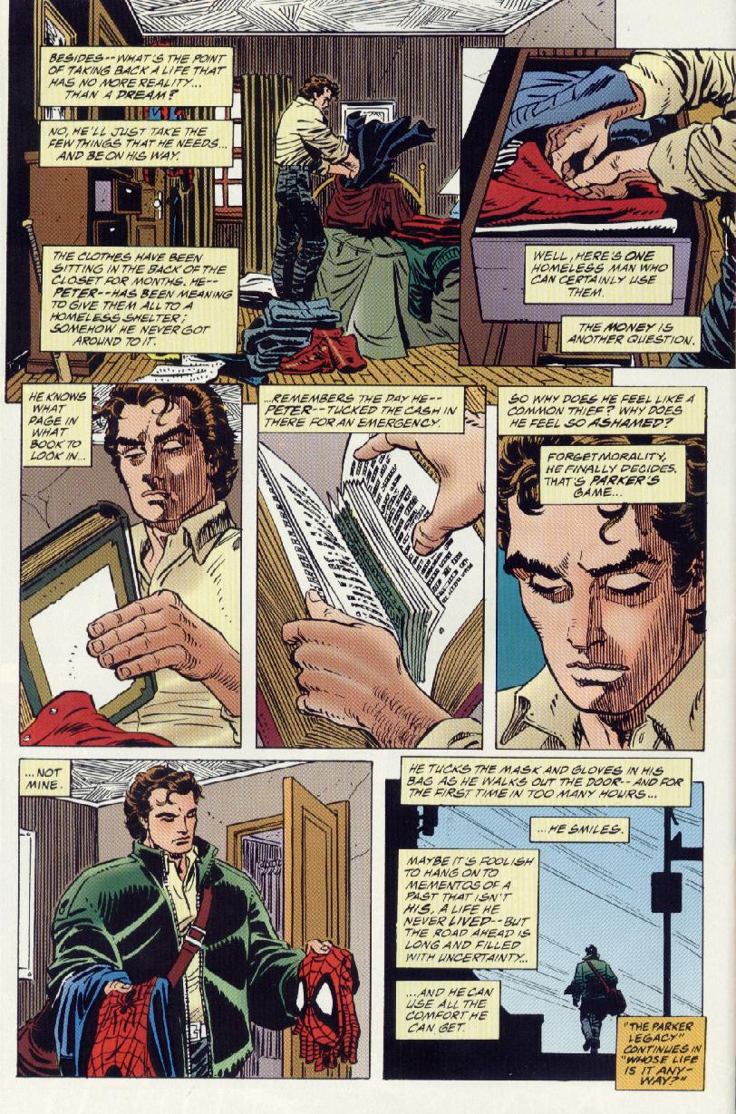 Read online Spider-Man: The Lost Years comic -  Issue #0 - 48