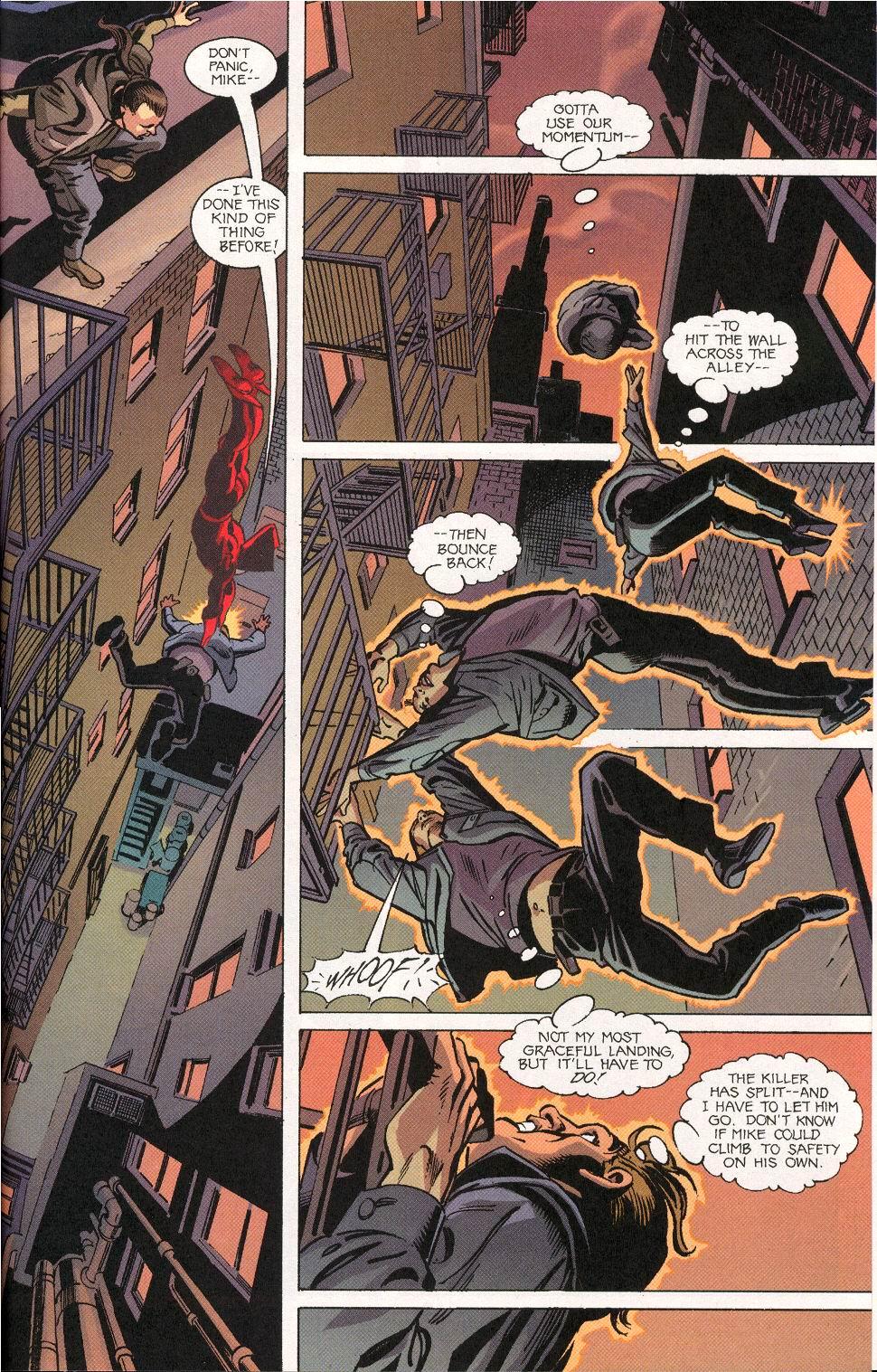 Read online Deadman (2002) comic -  Issue #6 - 12