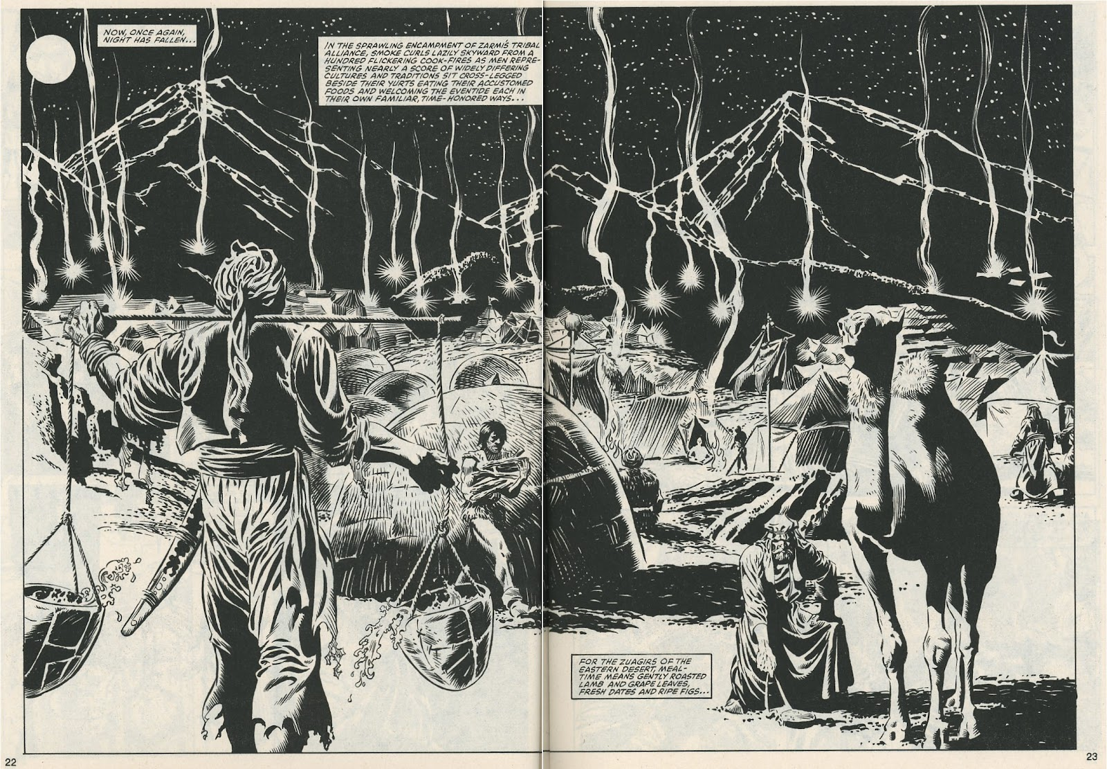 The Savage Sword Of Conan Issue #112 #113 - English 22