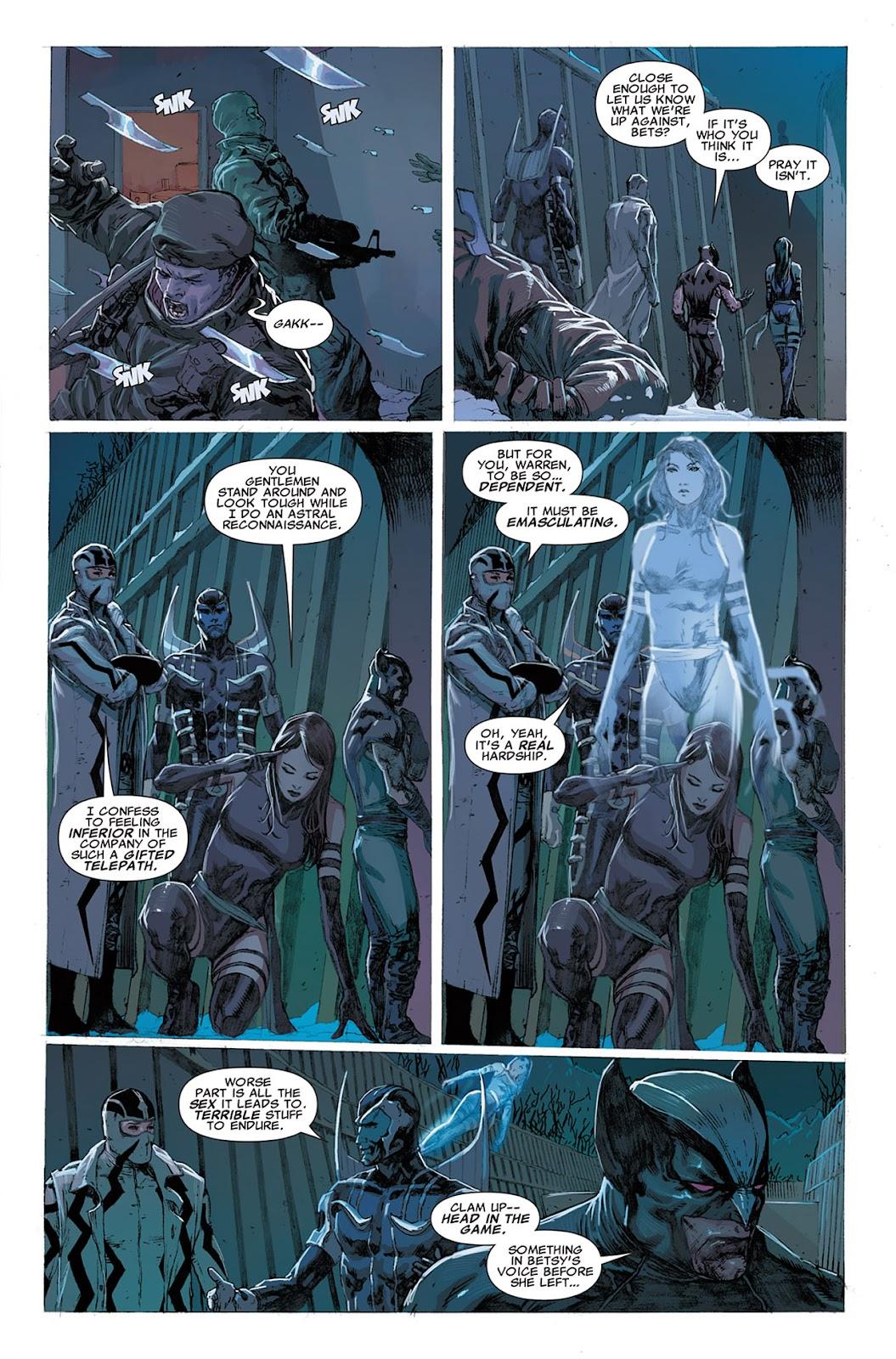 Uncanny X-Force (2010) Issue #8 #9 - English 10