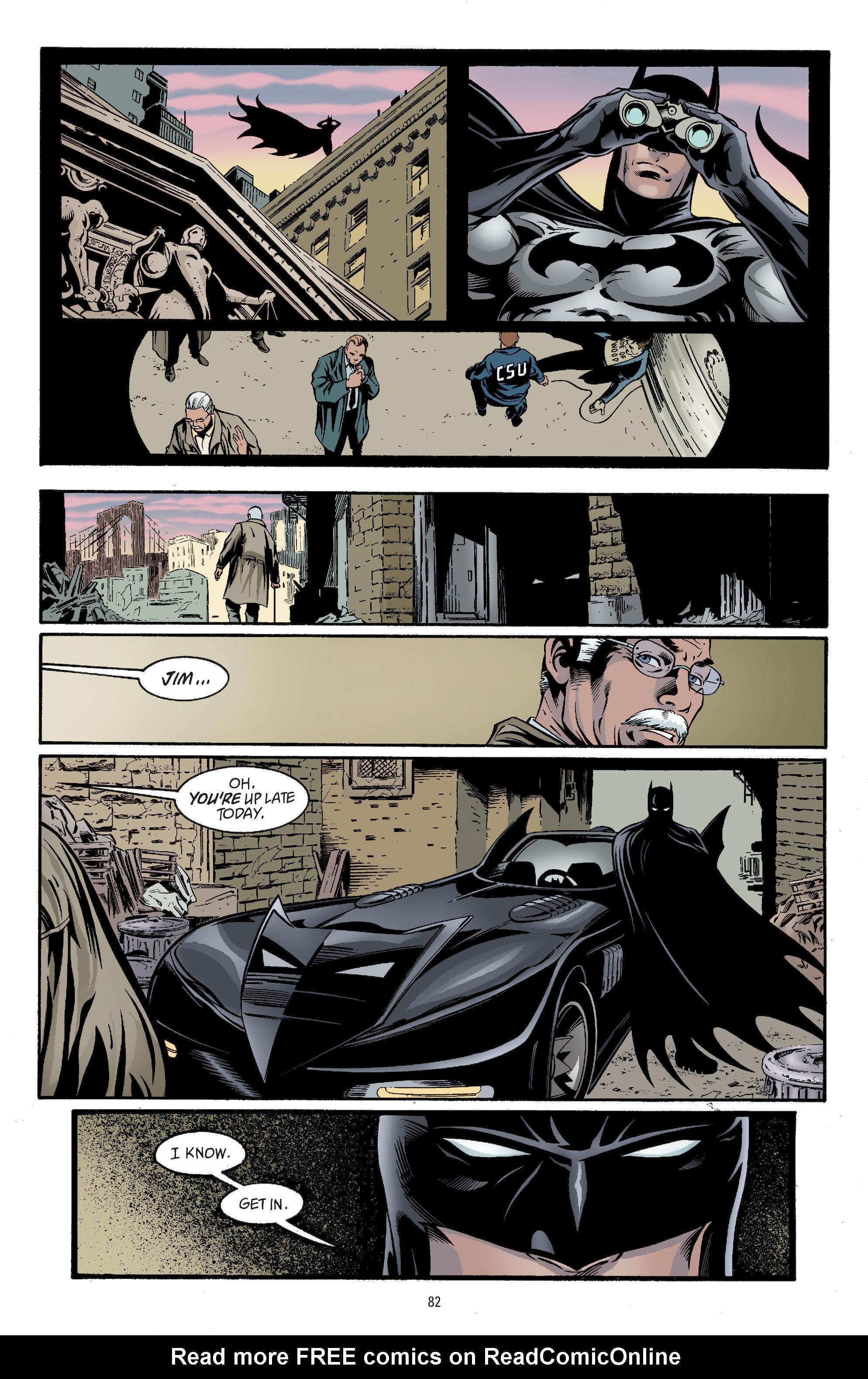 Batman: The Man Who Laughs chap 1 pic 83