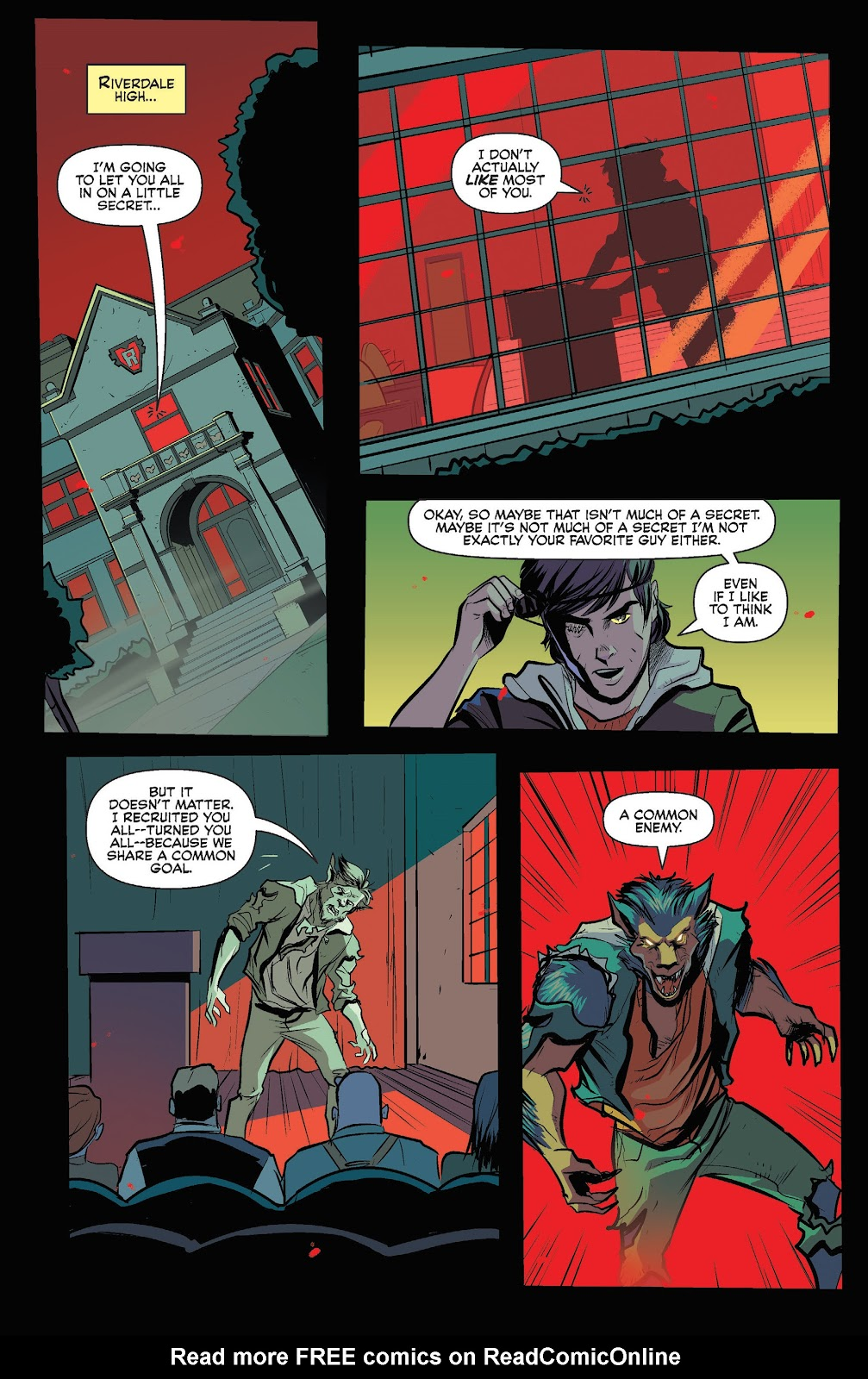 Jughead The Hunger Issue #3 #4 - English 20