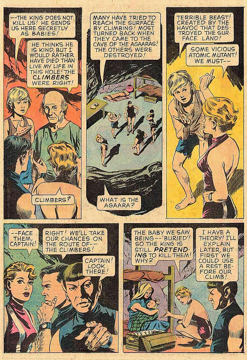 Star Trek (1967) #43 #43 - English 16