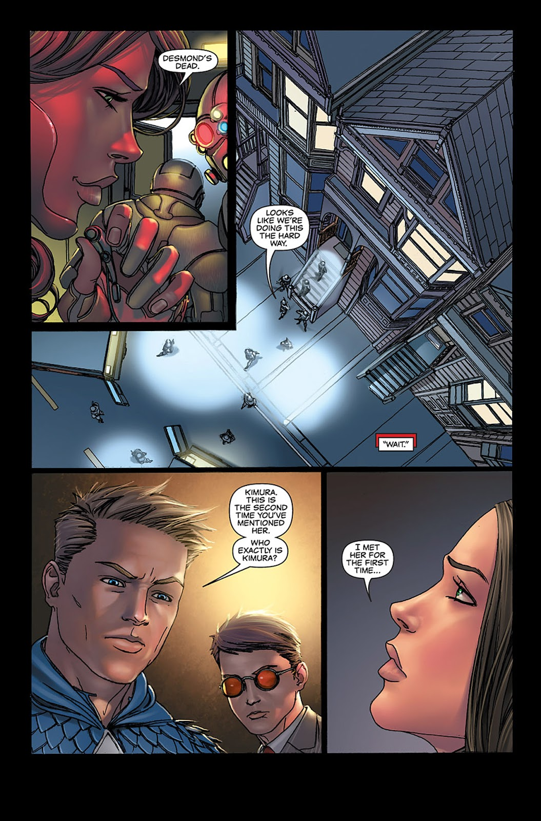 X-23: Target X Issue #4 #4 - English 10