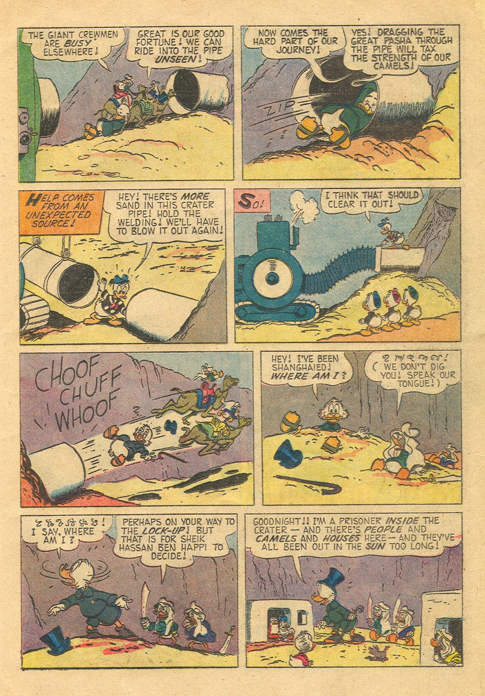 Uncle Scrooge (1953) Issue #30 #30 - English 13