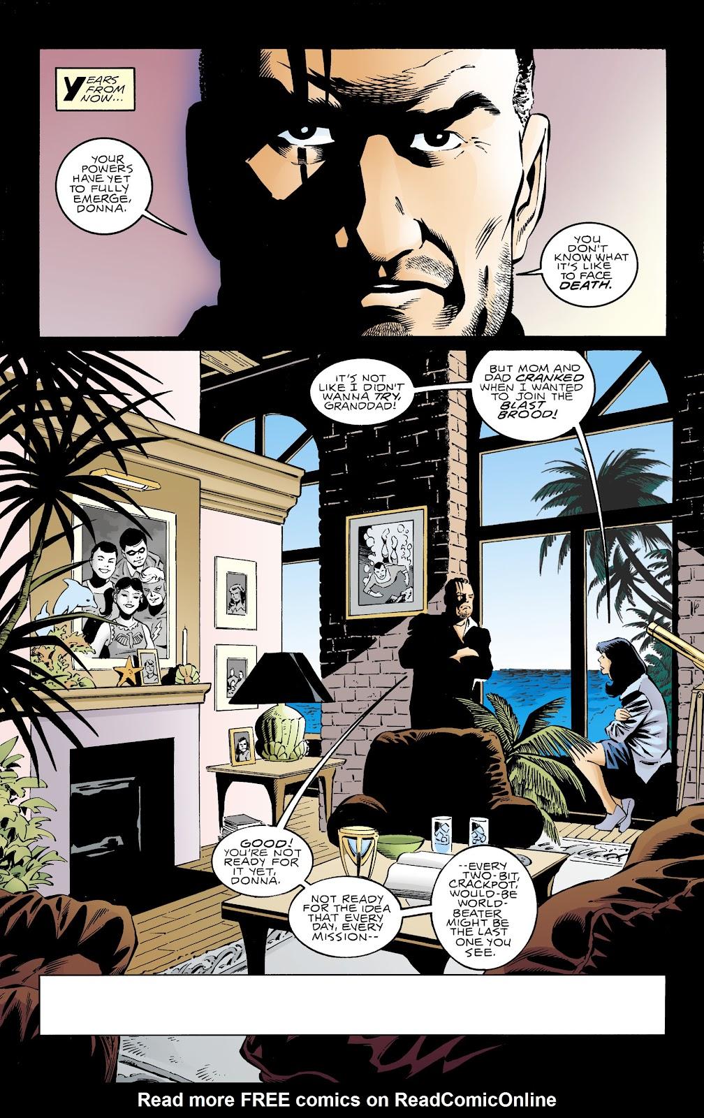 Aquaman (1994) Issue #68 #74 - English 2