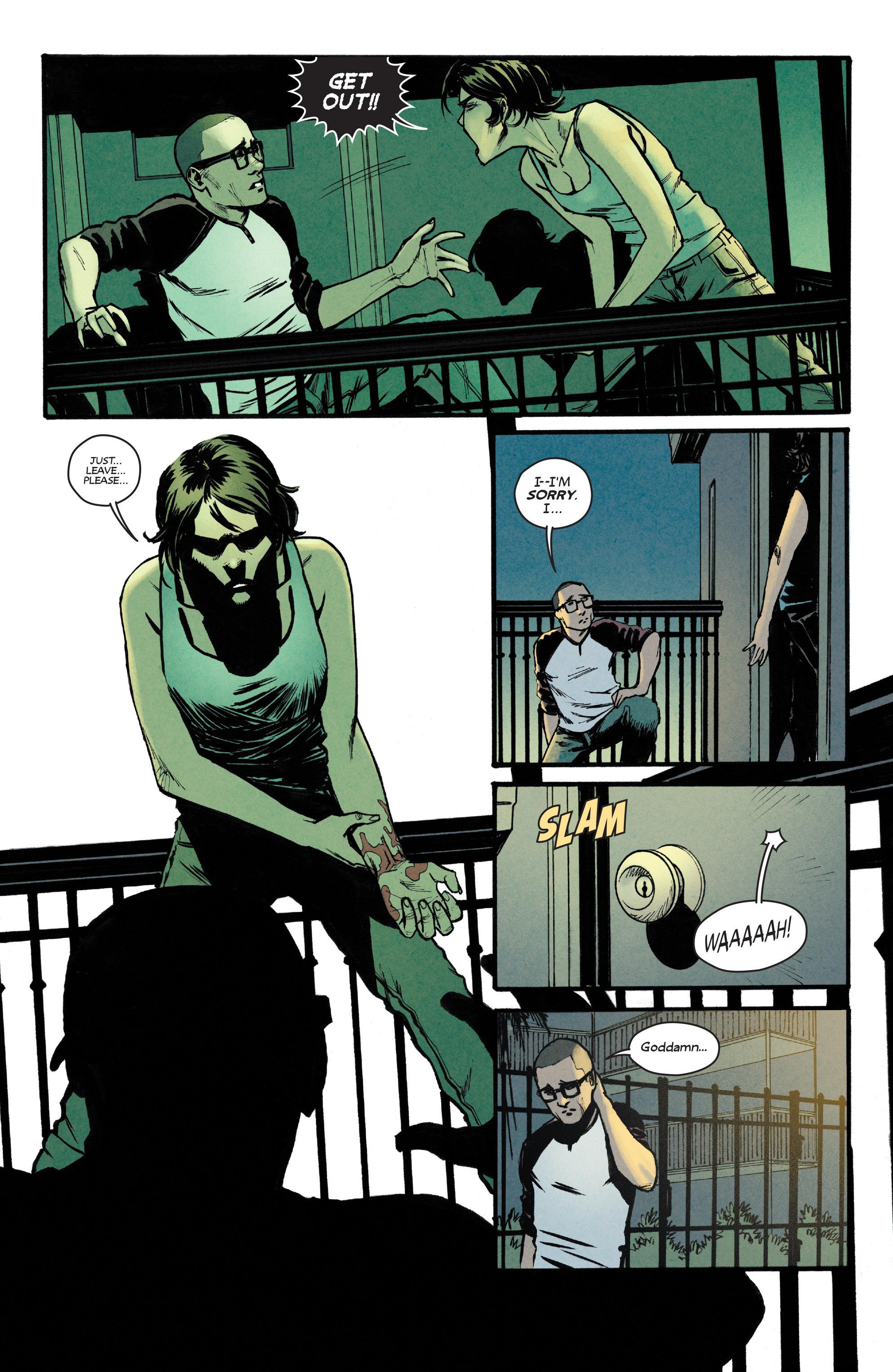 Read online Glitterbomb comic -  Issue #2 - 20