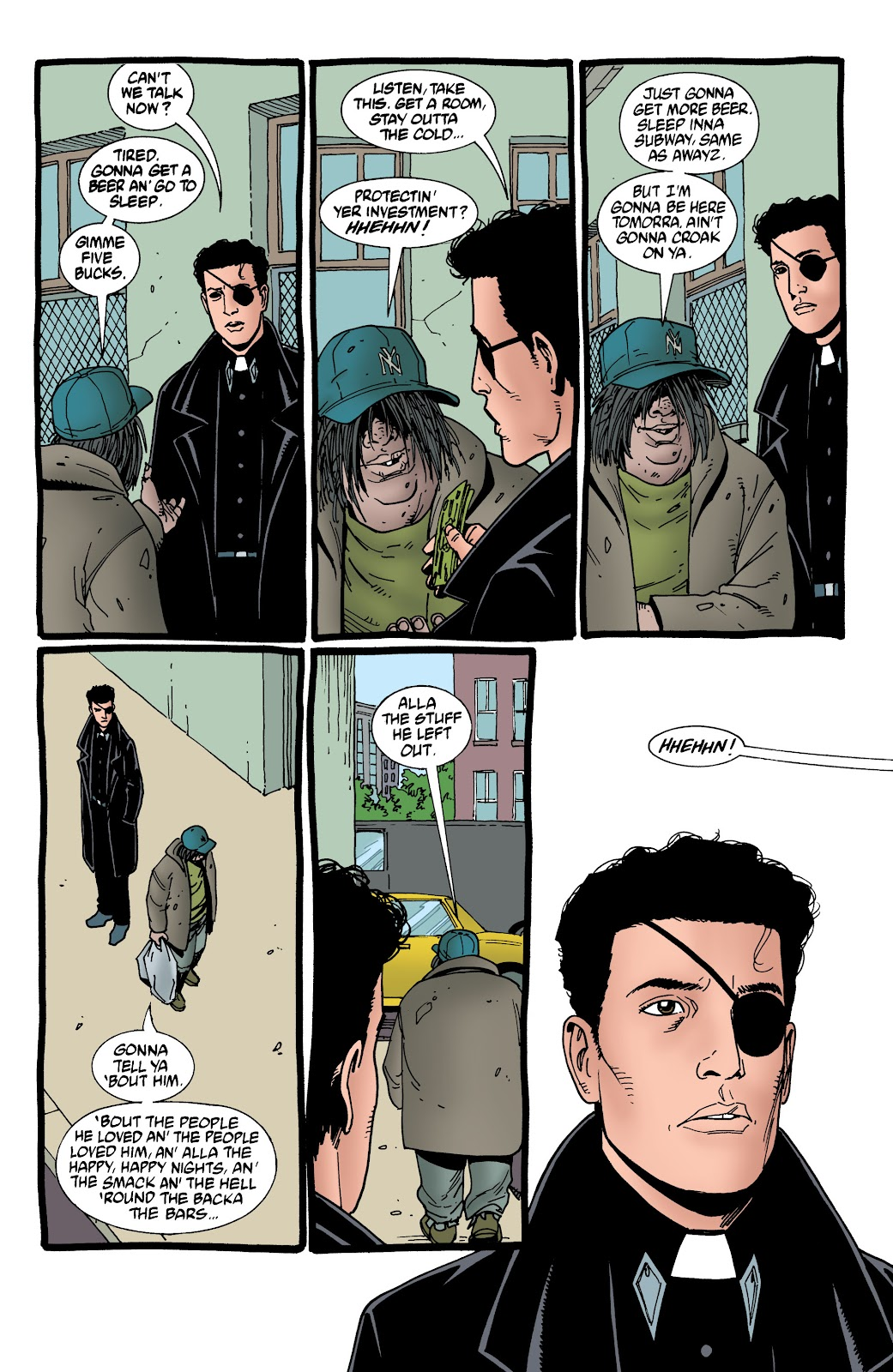 Preacher Issue #55 #64 - English 22