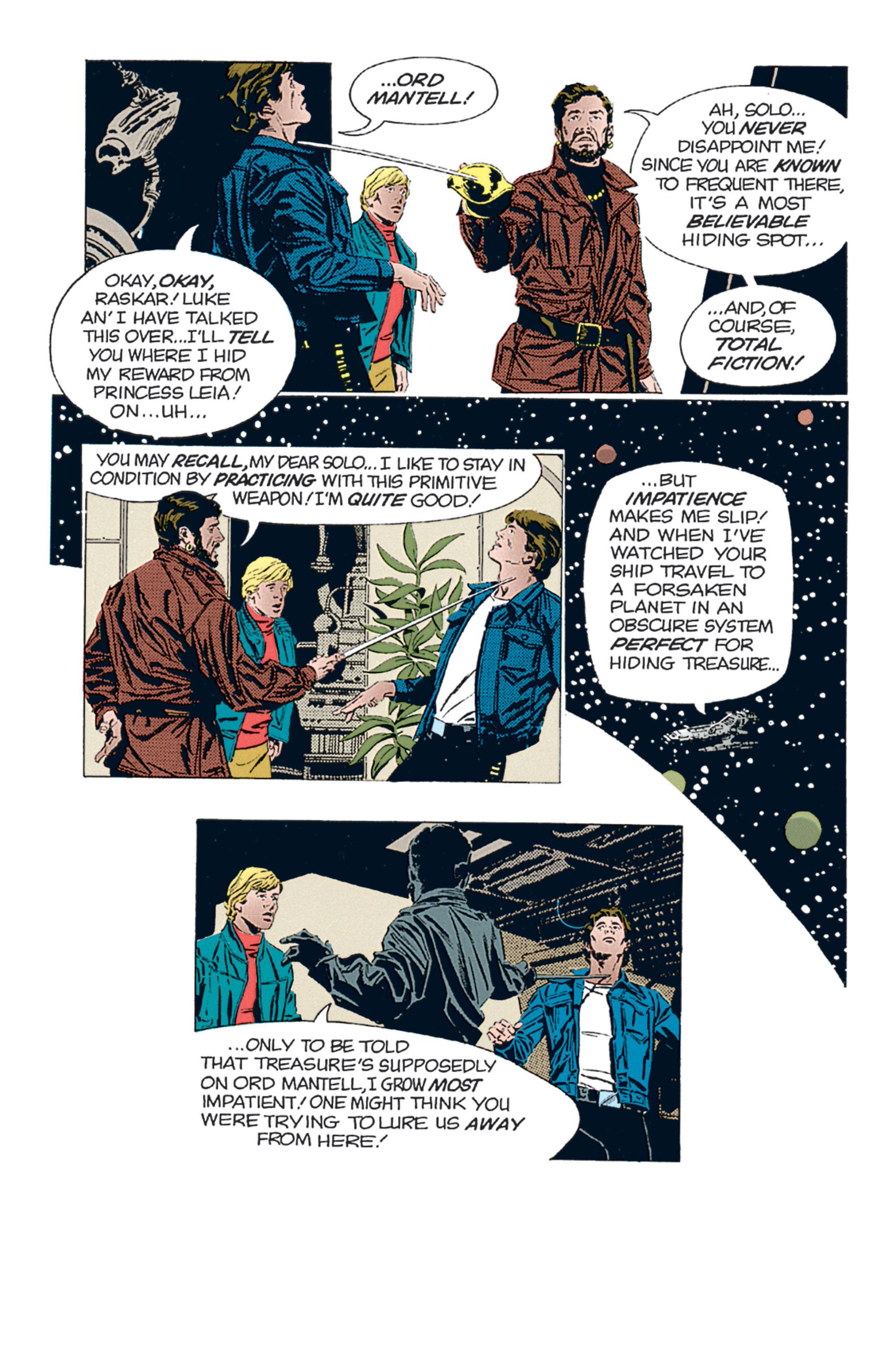 Classic Star Wars #19 #19 - English 19
