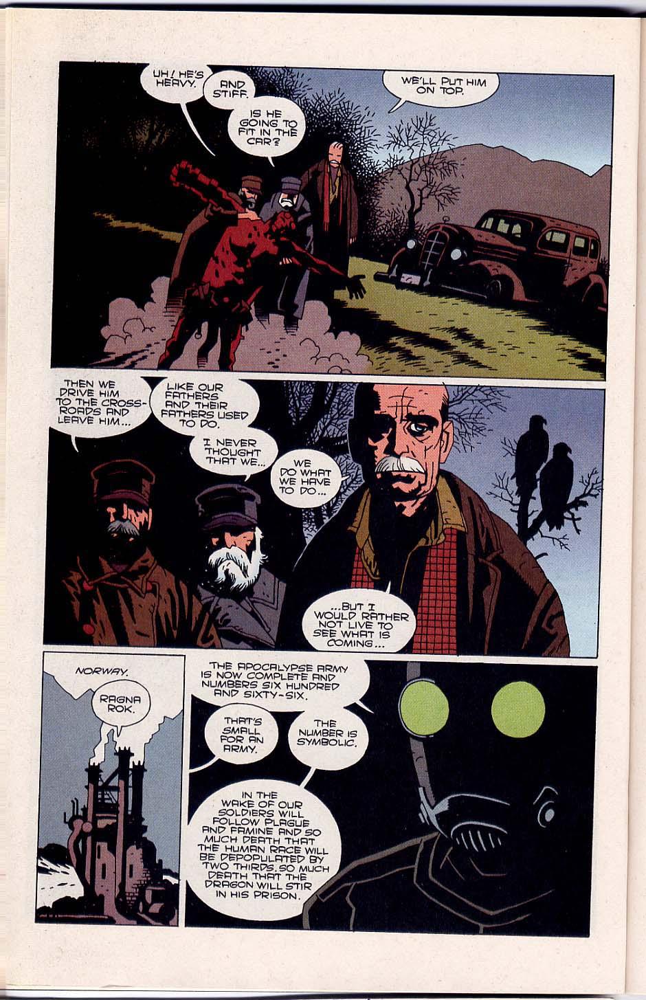 Hellboy: Wake the Devil Issue #4 #4 - English 20