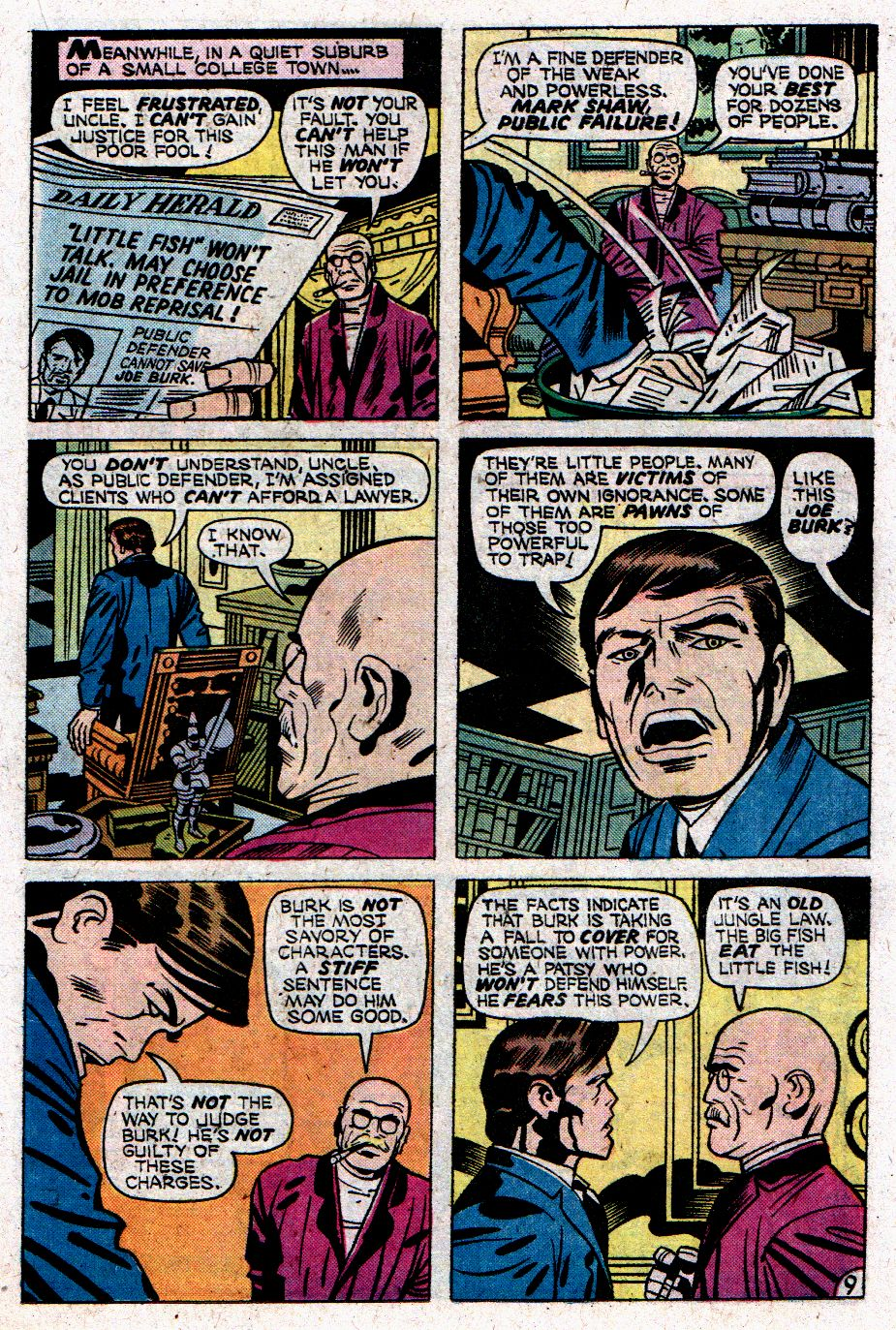 1st Issue Special 5 Page 13